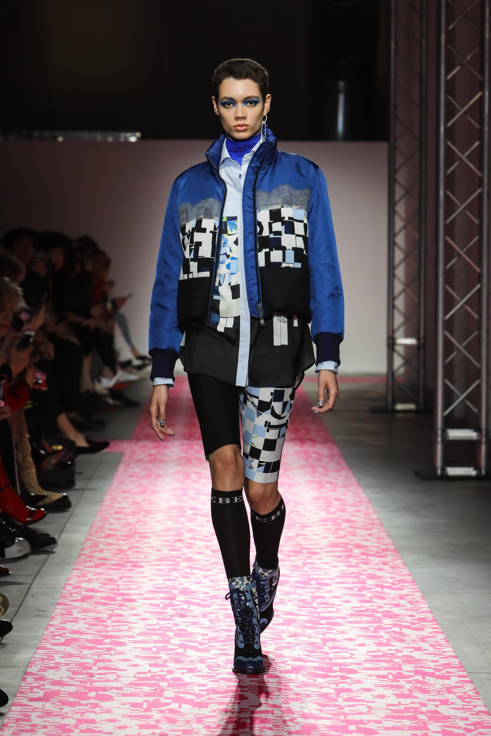 Iceberg Fashion Show FW 2019