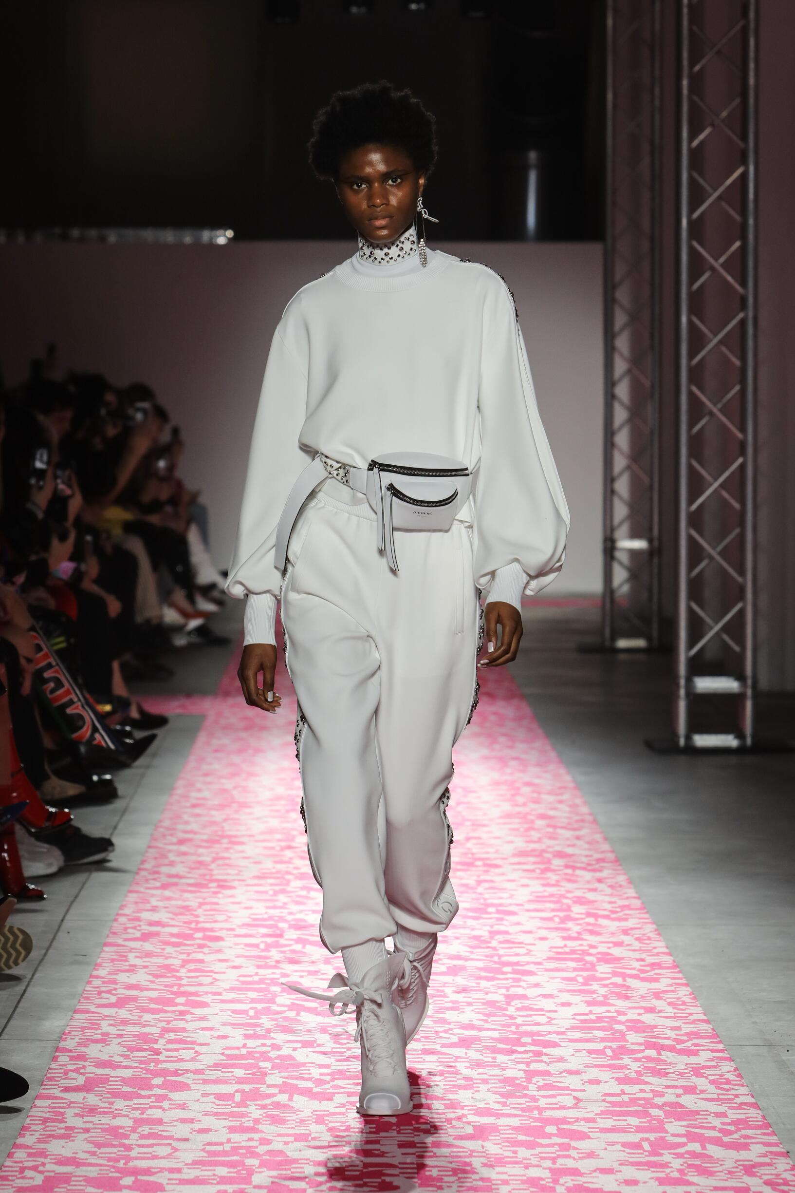 Iceberg Milan Fashion Week Womenswear Trends