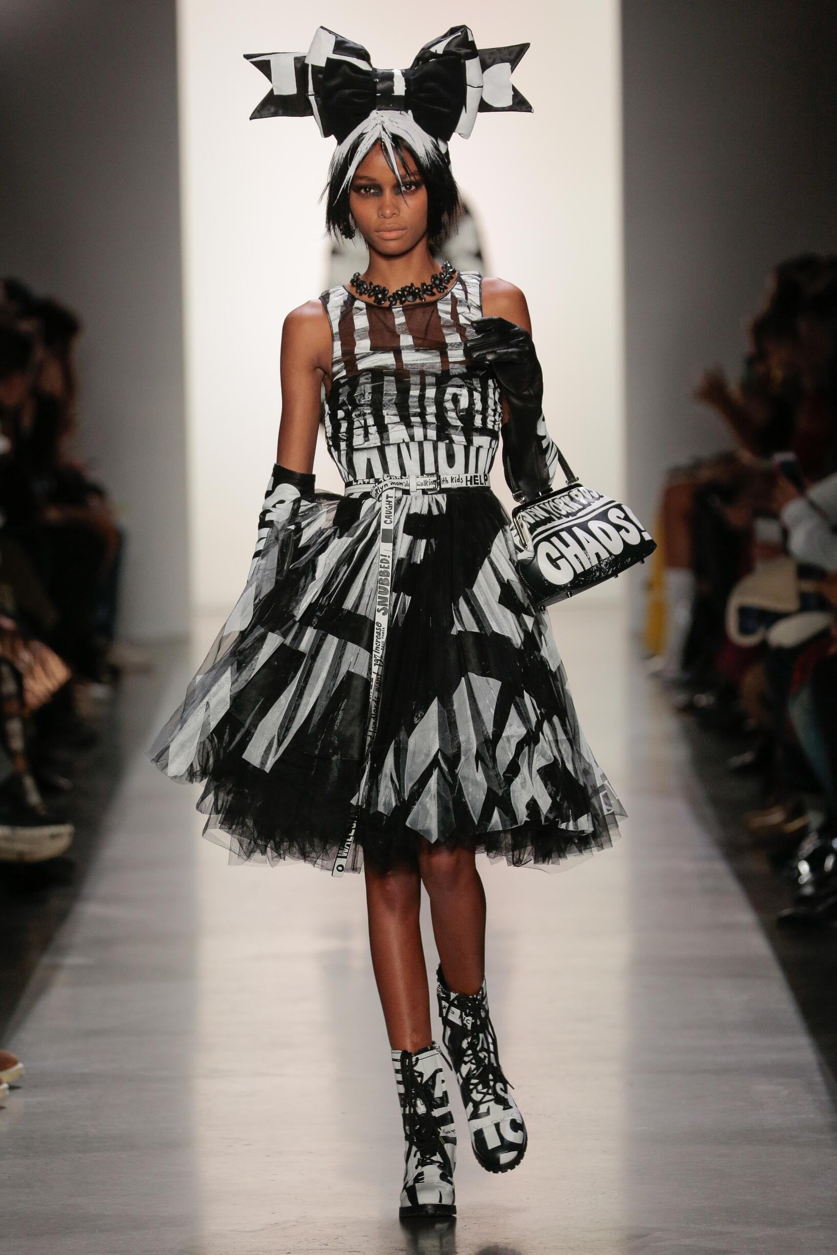 Jeremy Scott Catwalk