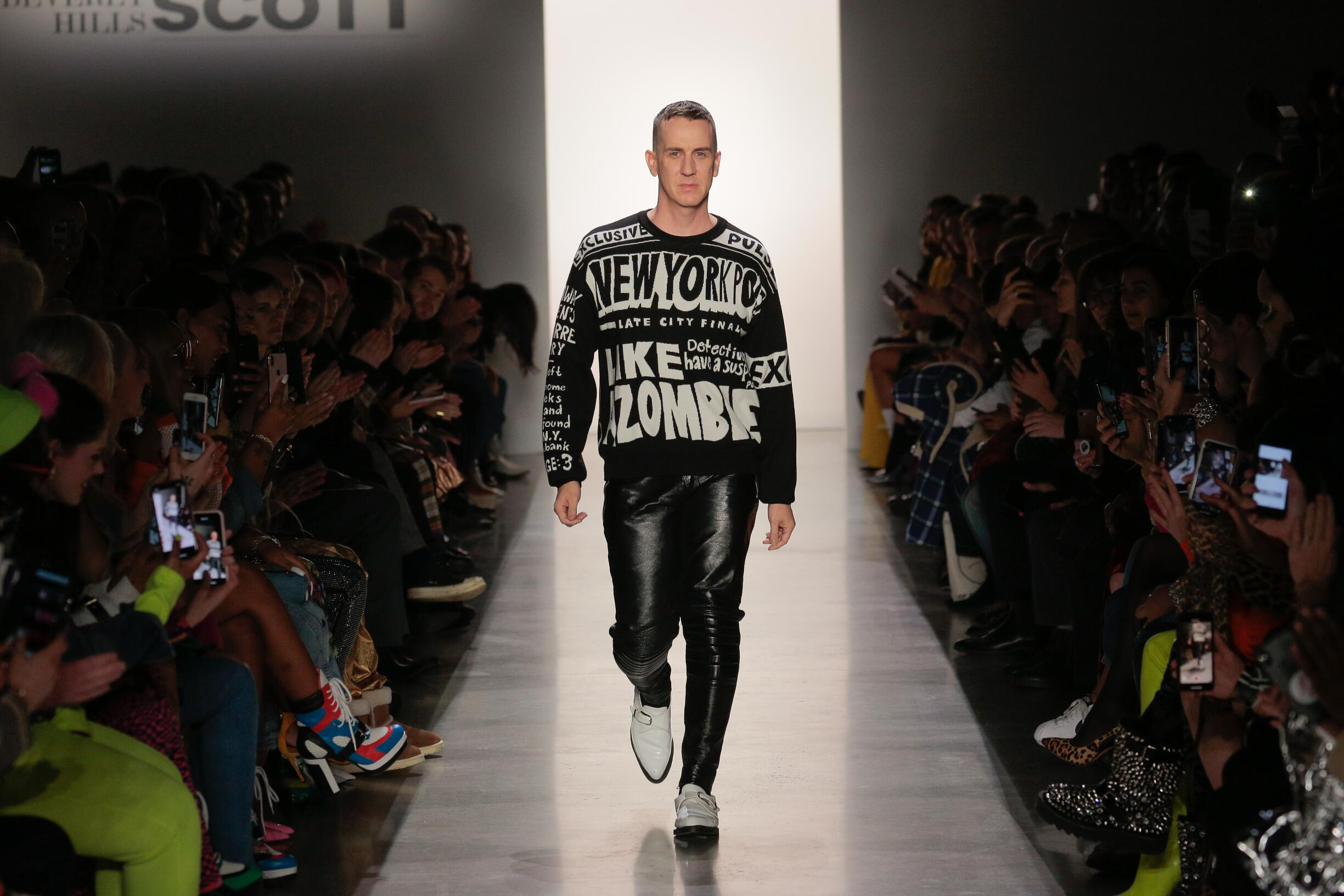 Jeremy Scott Creative Director