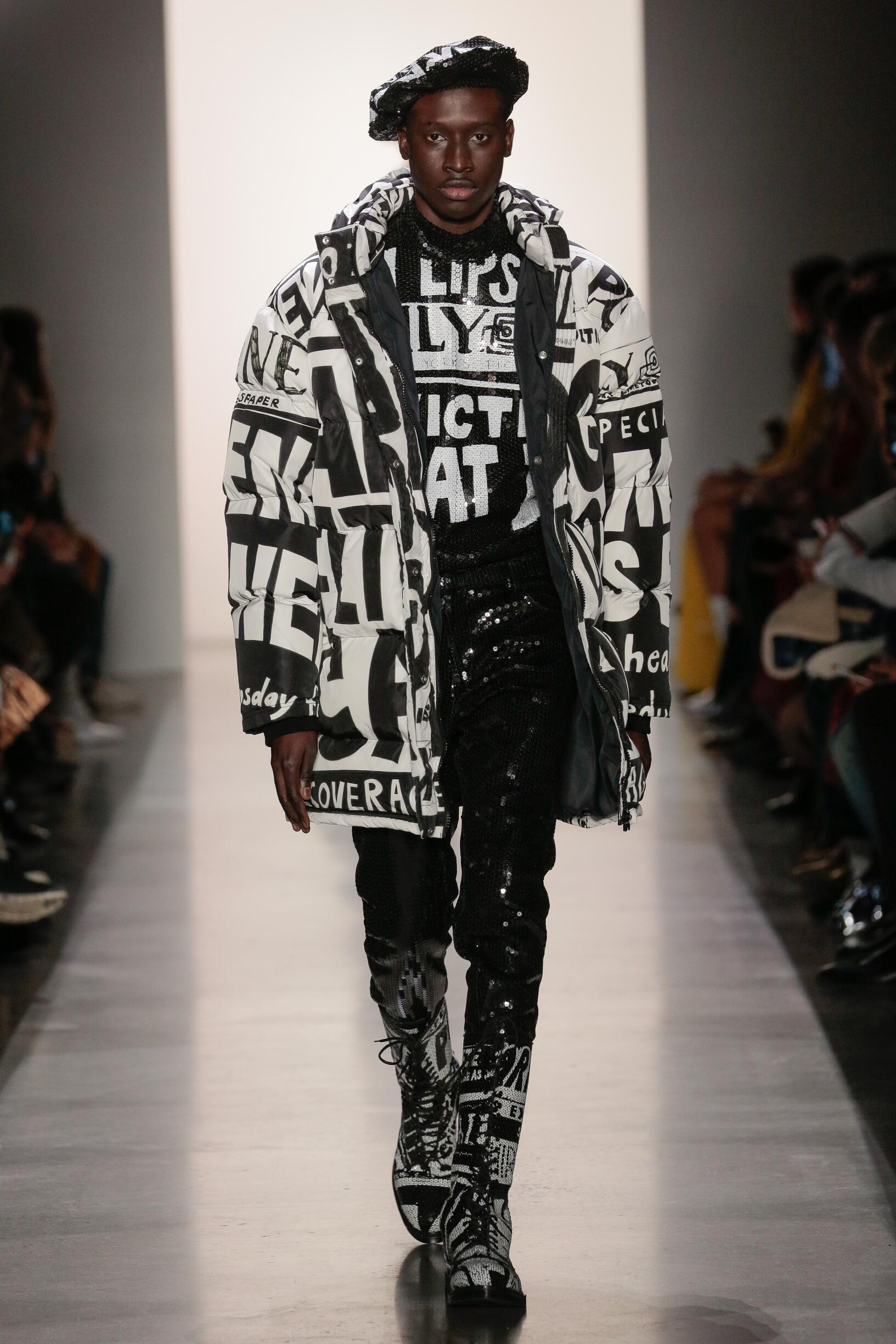 Jeremy Scott Men Style