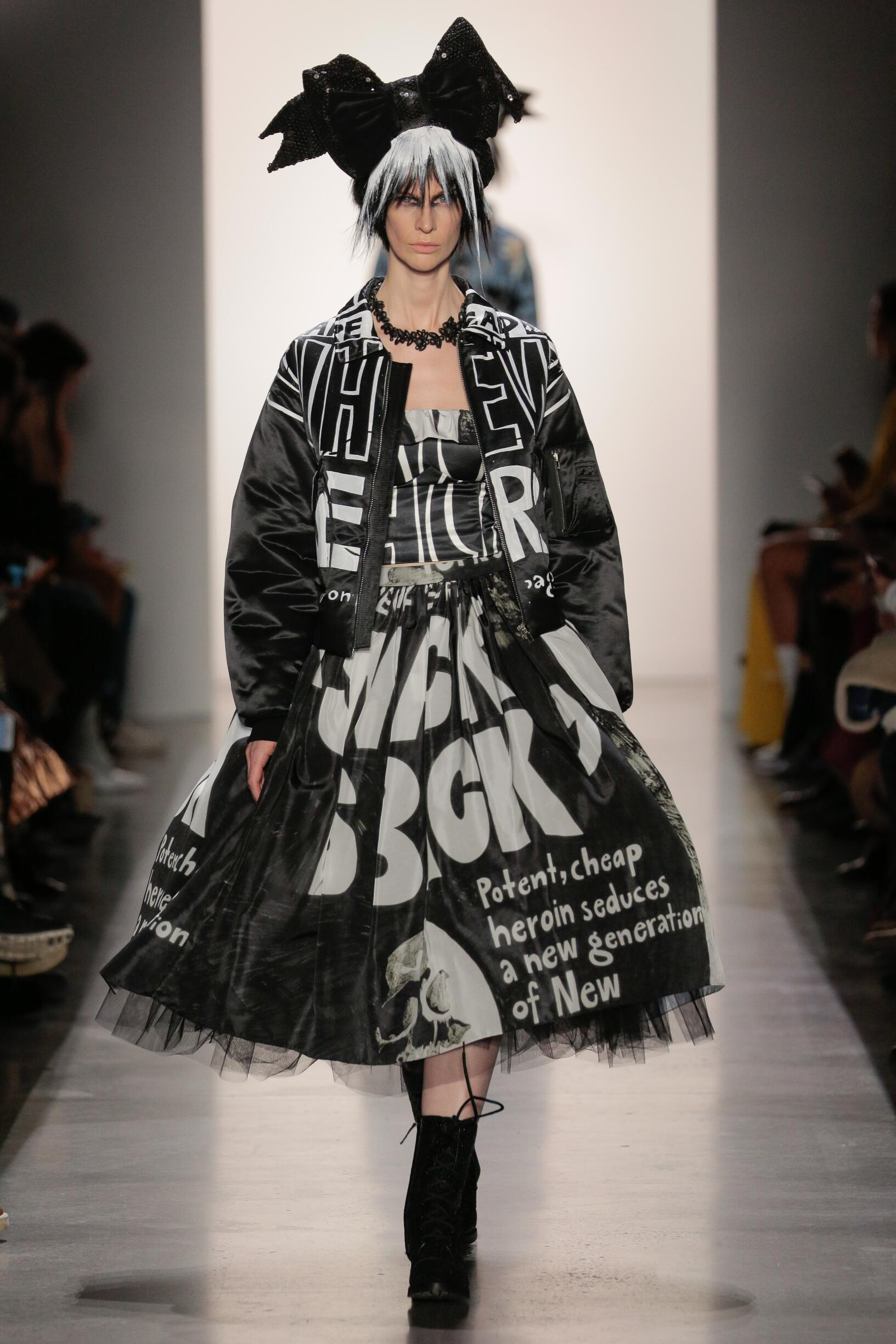Jeremy Scott New York Fashion Week Womenswear Trends