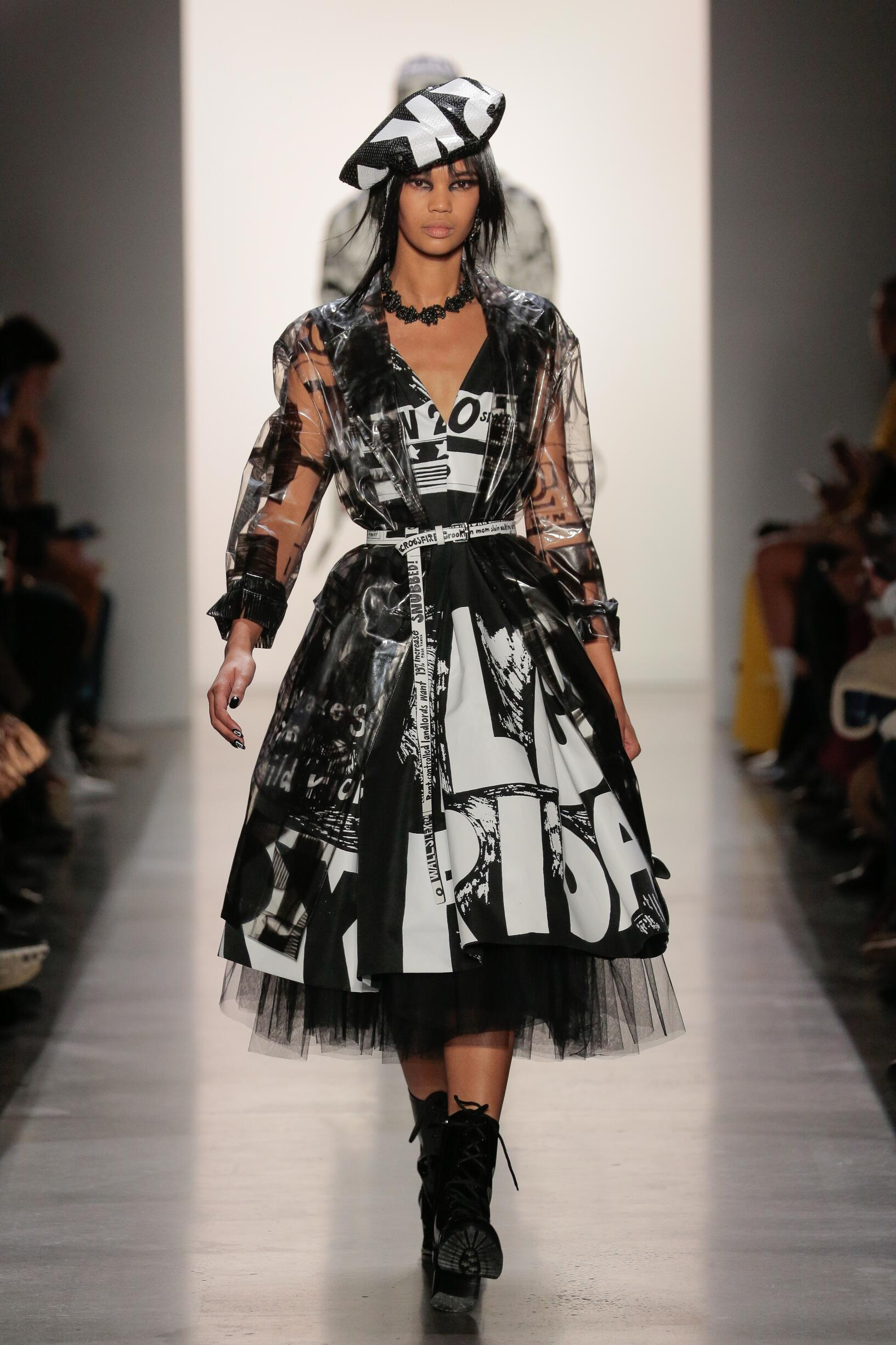 Jeremy Scott New York Fashion Week