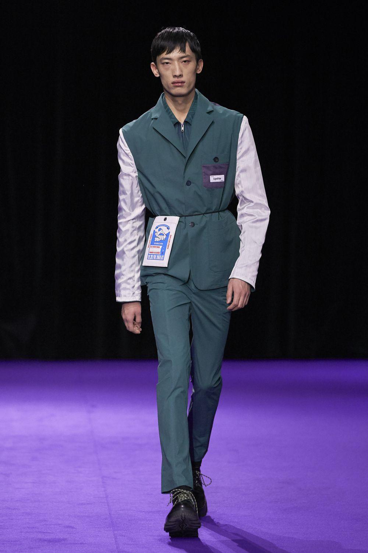Kenzo FW 2019 Menswear