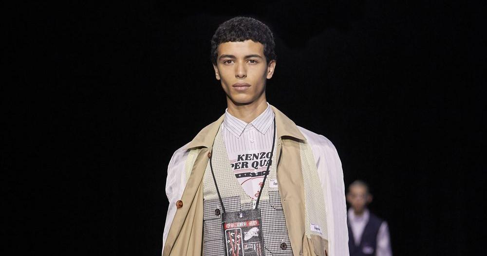 Kenzo Fashion Show FW 2019 Paris