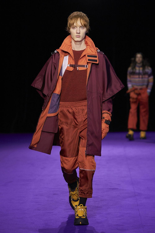 Kenzo Menswear Fashion Show
