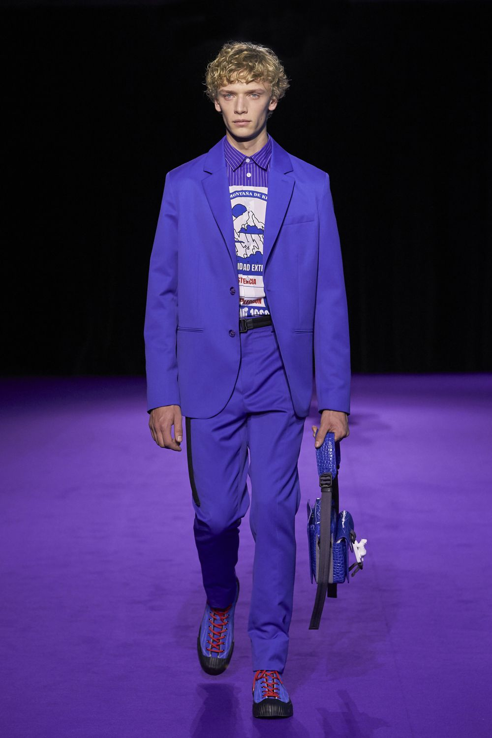 Kenzo Paris Fashion Week Menswear Trends