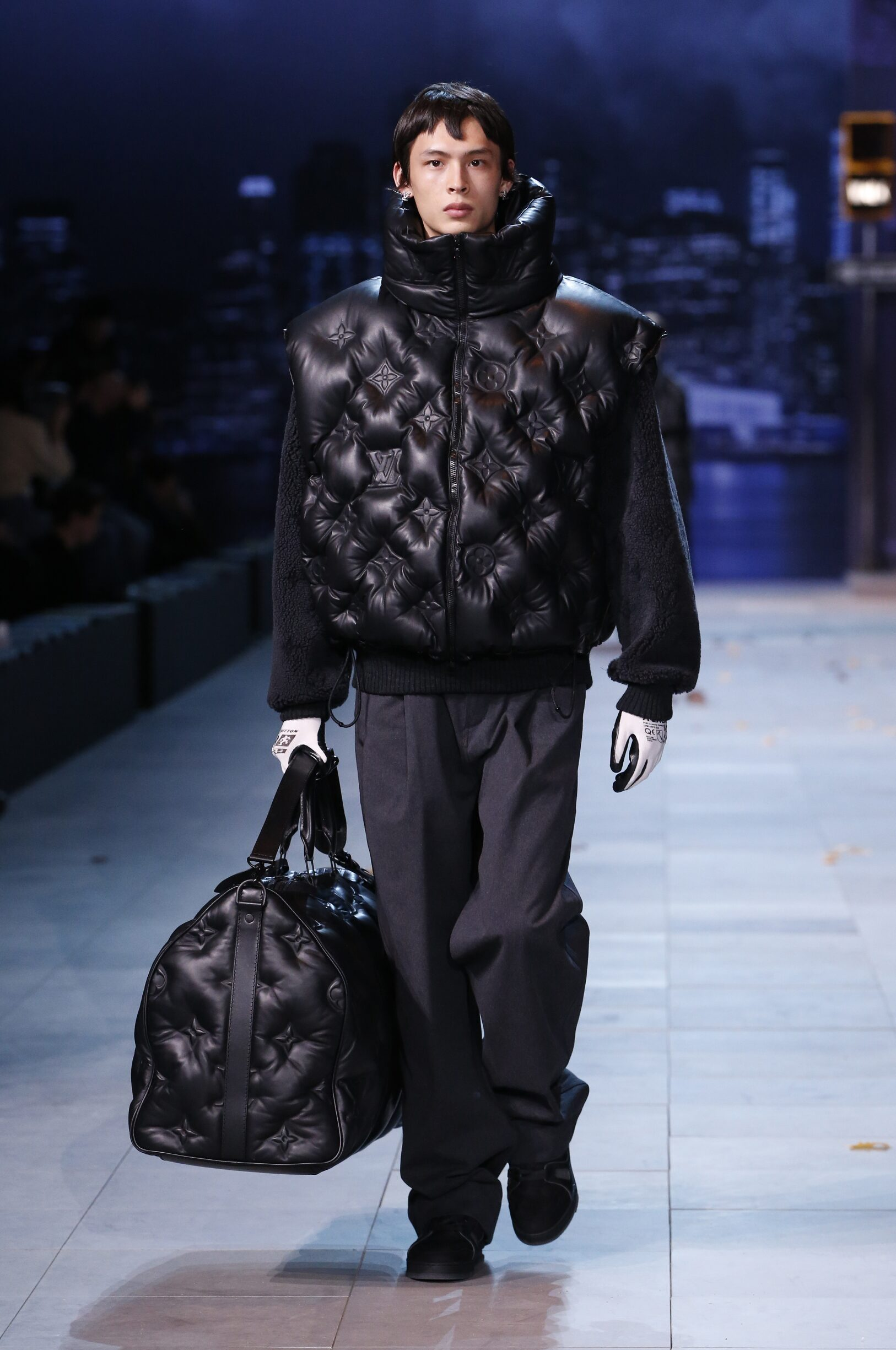 Louis Vuitton FW 2019 Menswear