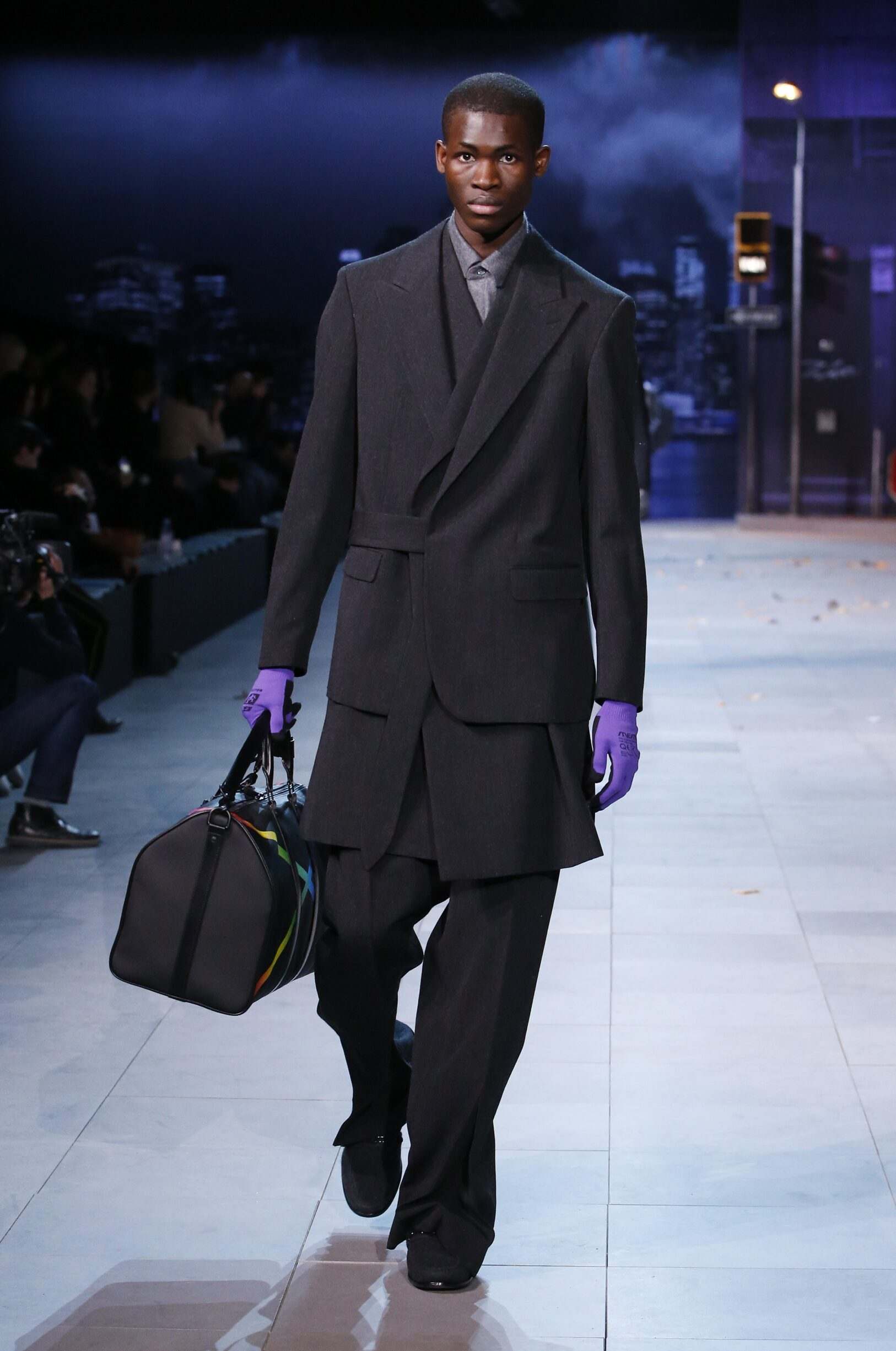 Louis Vuitton Paris Fashion Week Menswear Trends