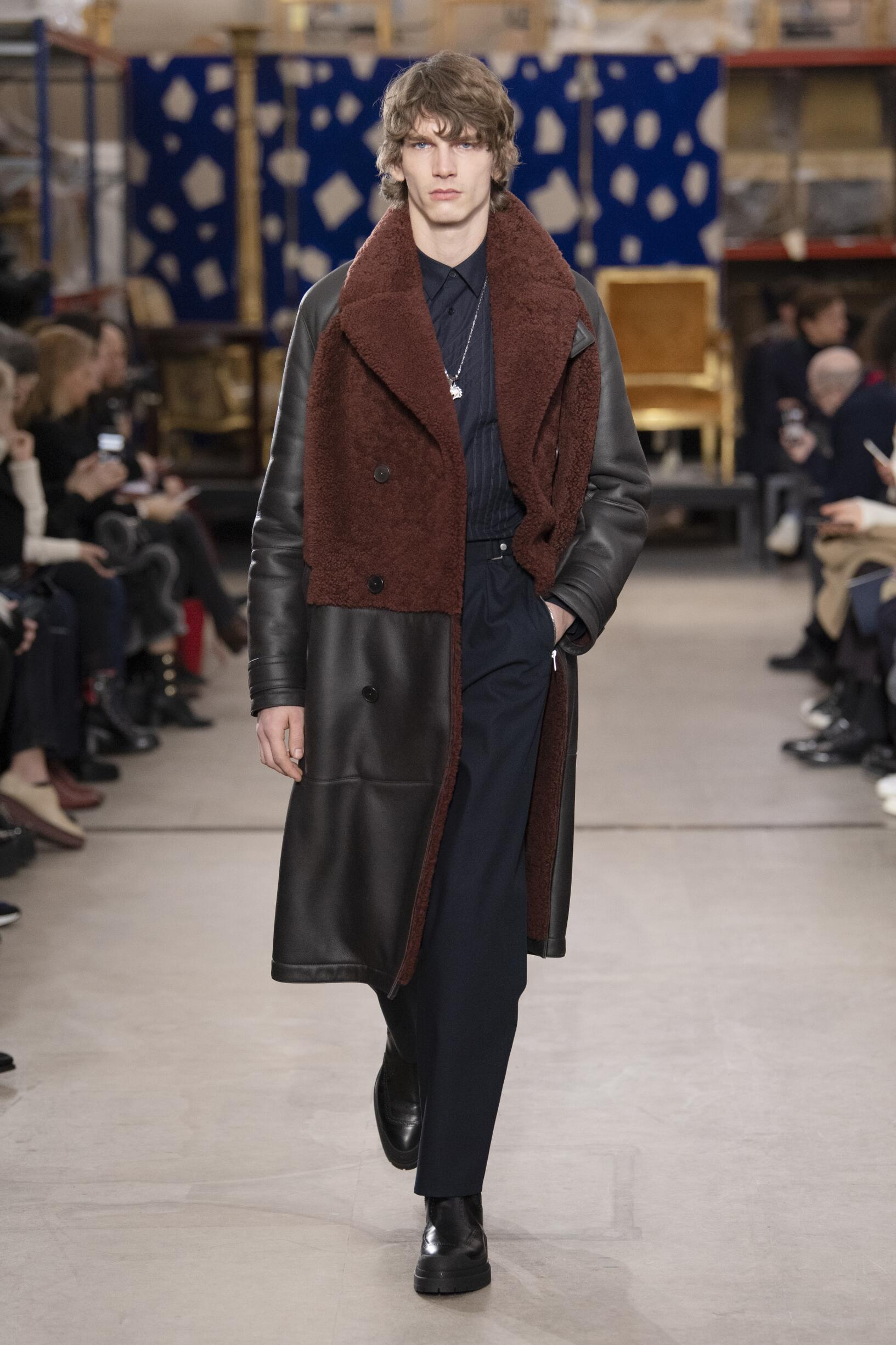 Man FW 2019 Hermès