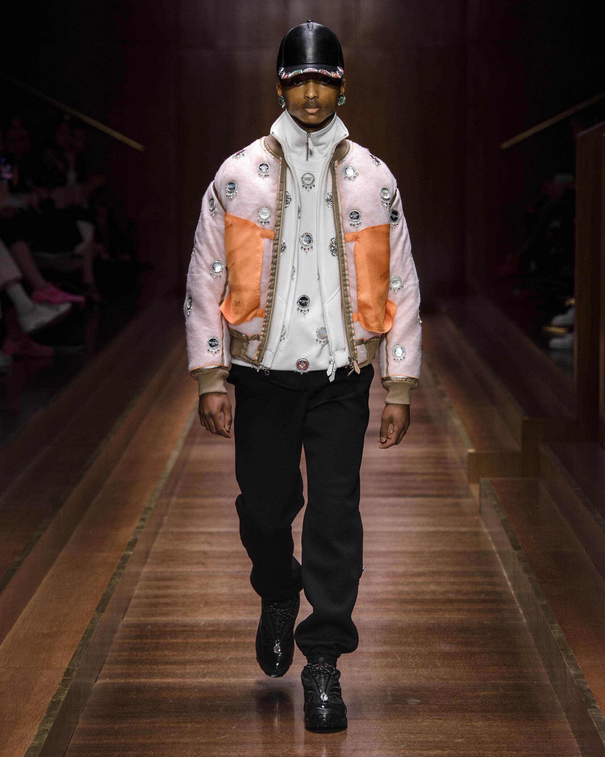 Man Fall Fashion Trends 2019 20 Burberry