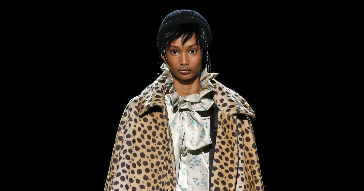 Marc Jacobs Fashion Show FW 2019 New York
