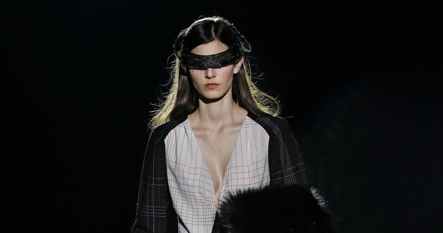 Marco De Vincenzo Fashion Show FW 2019 Milan