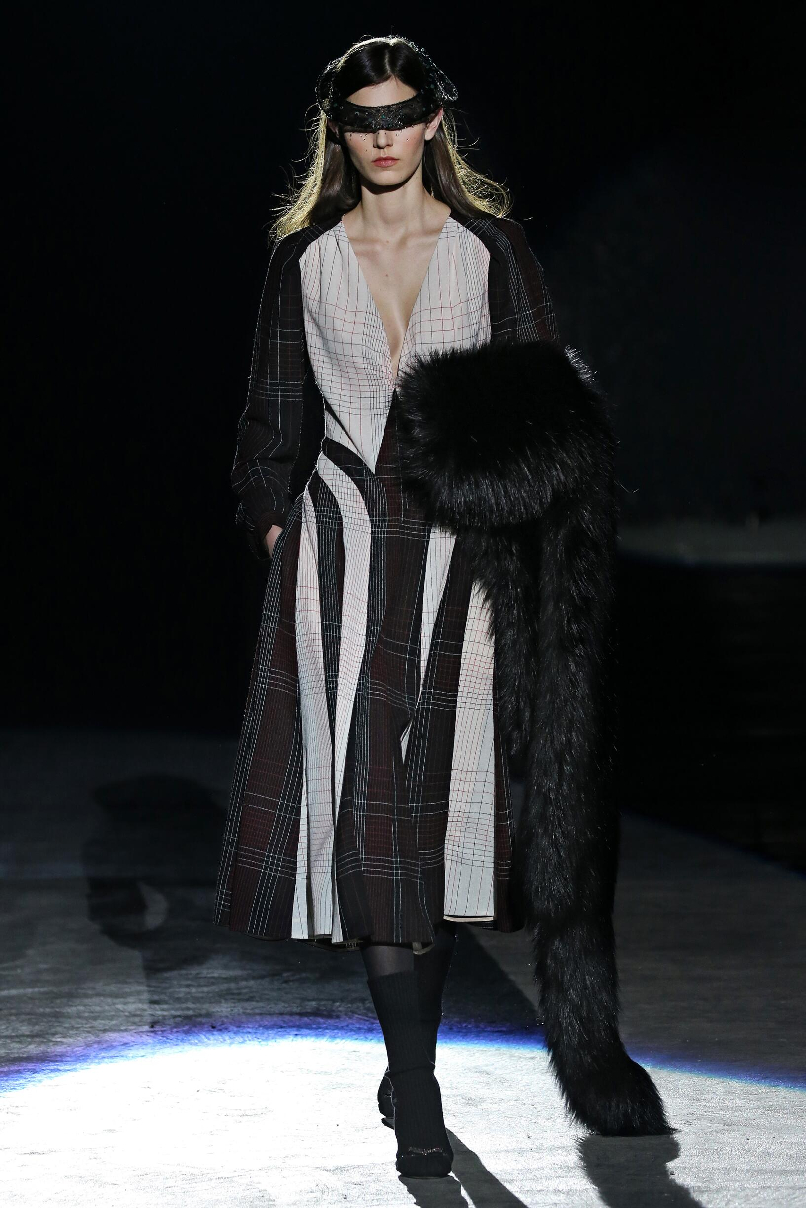 Marco De Vincenzo Fashion Show FW 2019