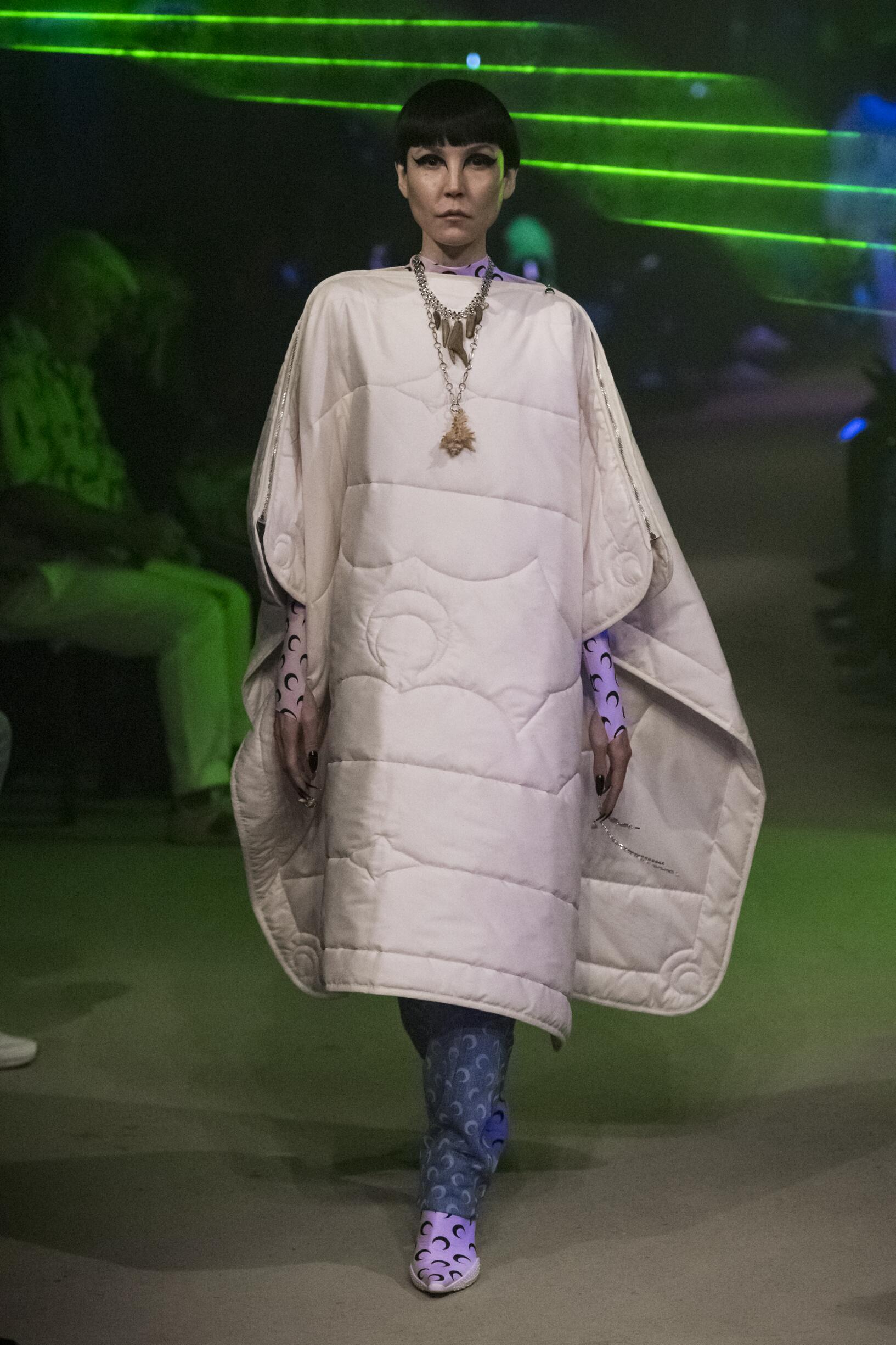 Marine Serre Paris Fashion Week Womenswear Trends