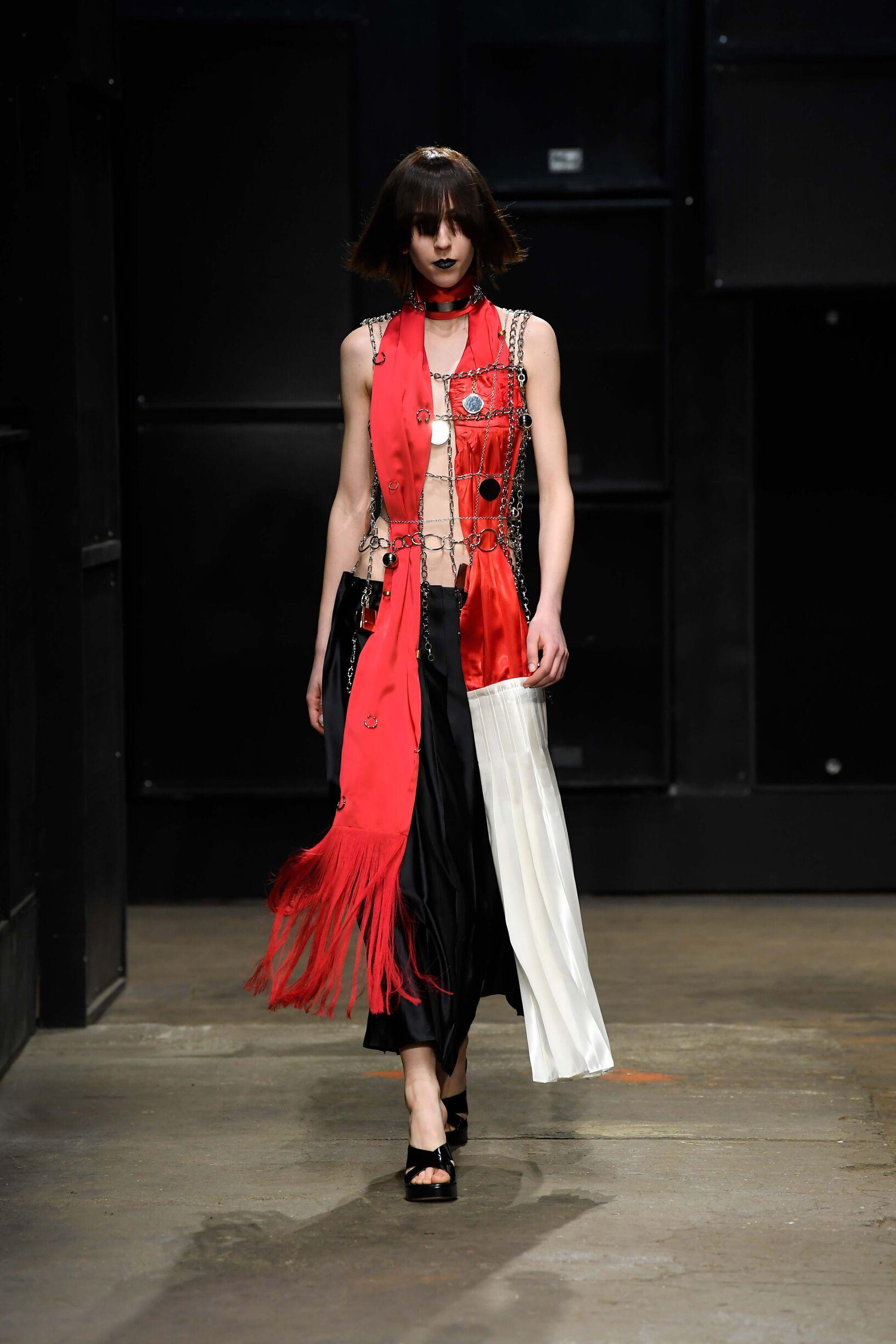 Marni Womenswear Fashion Show