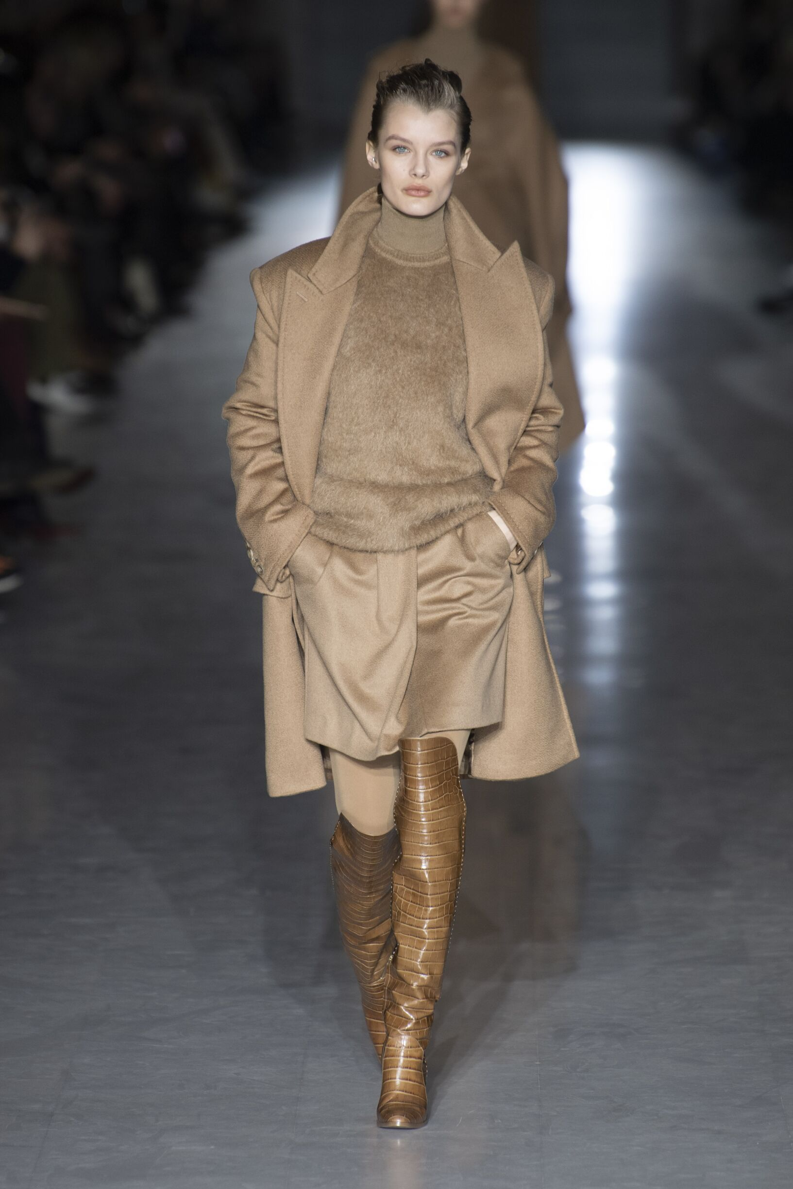 Max Mara Fall Winter 2019 Womens Collection Milan Fashion Week
