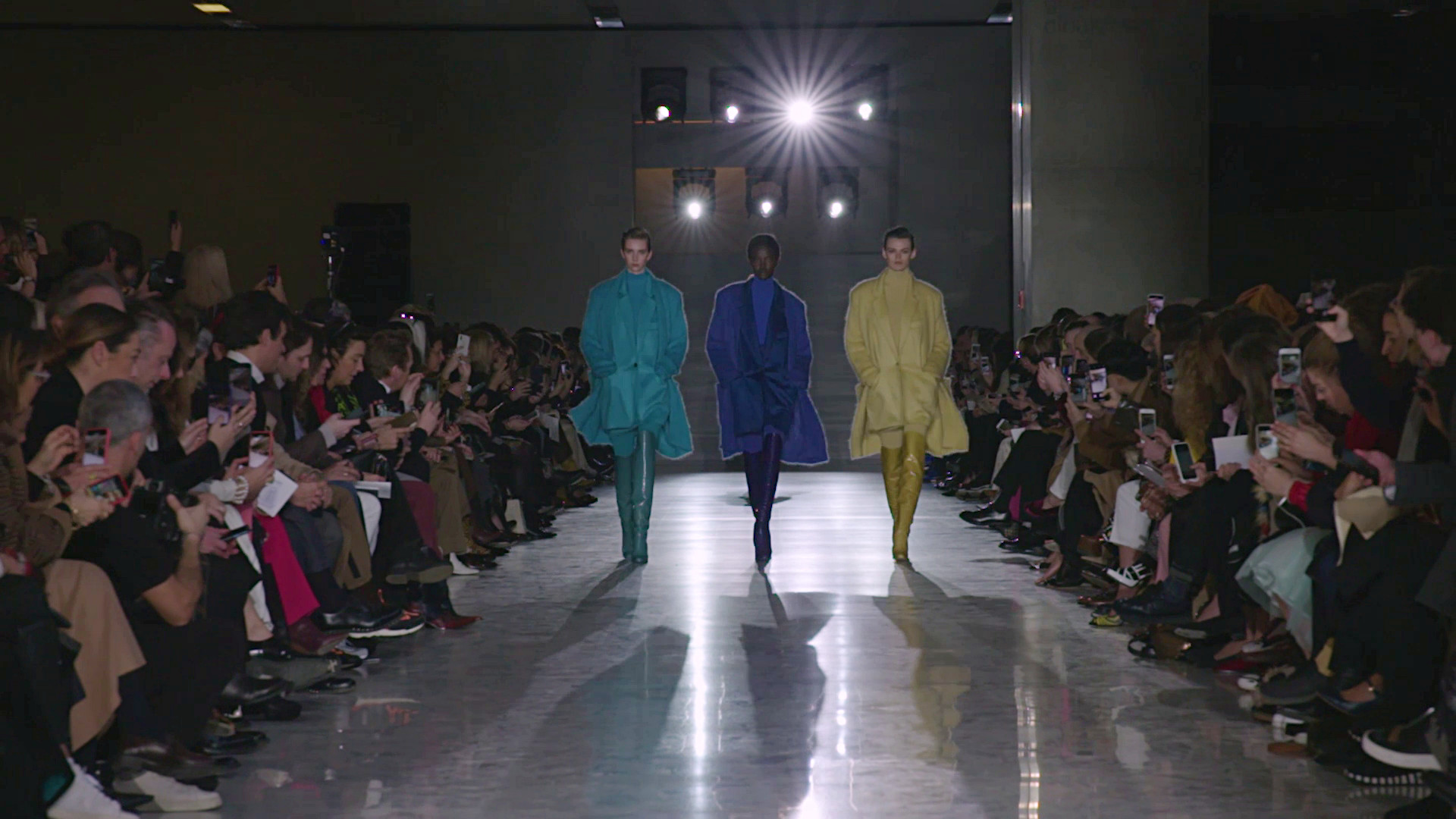 Max Mara Fall Winter Collection 2019 - Milan Fashion Show