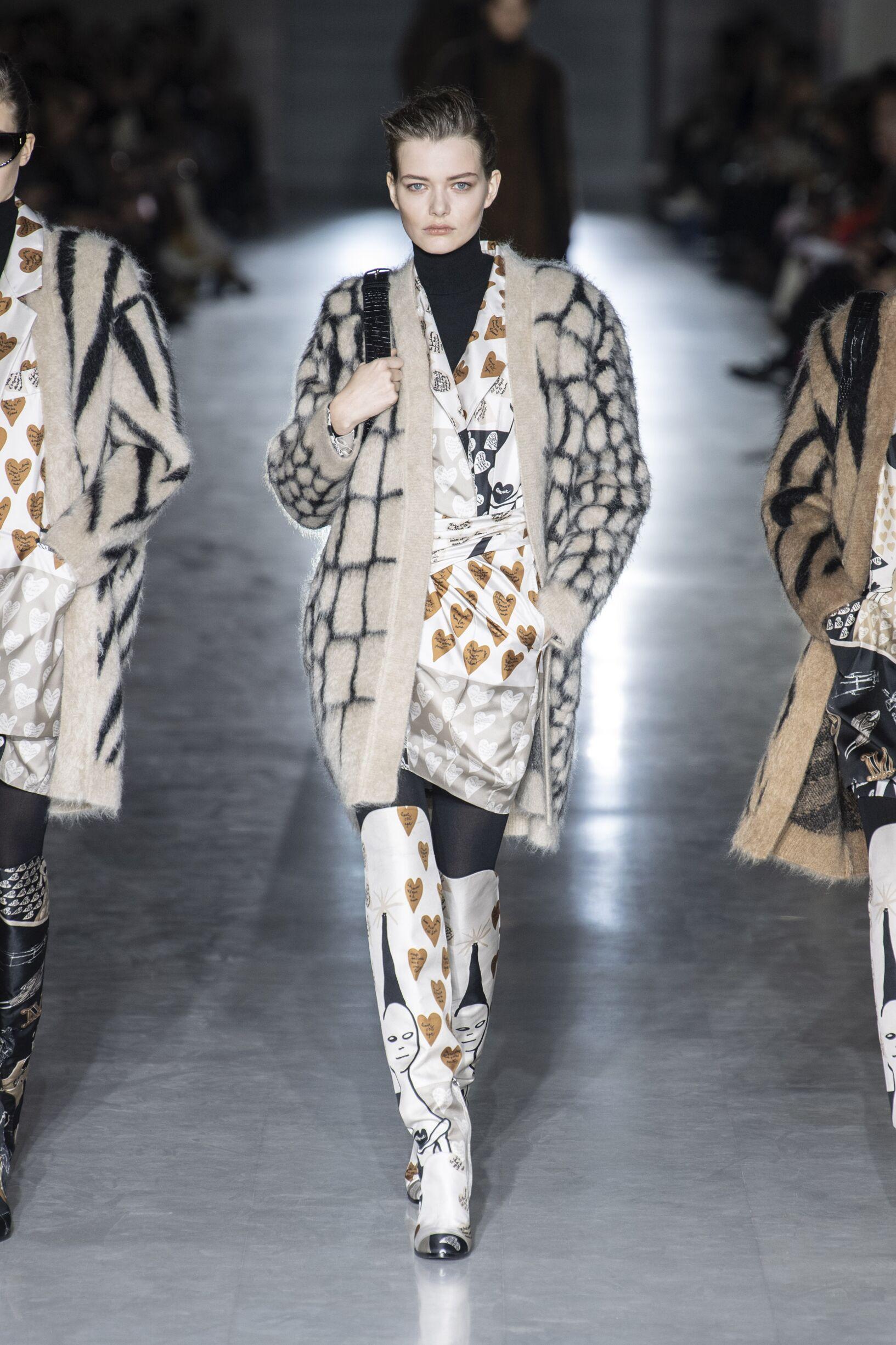 Max Mara Womenswear Fashion Show