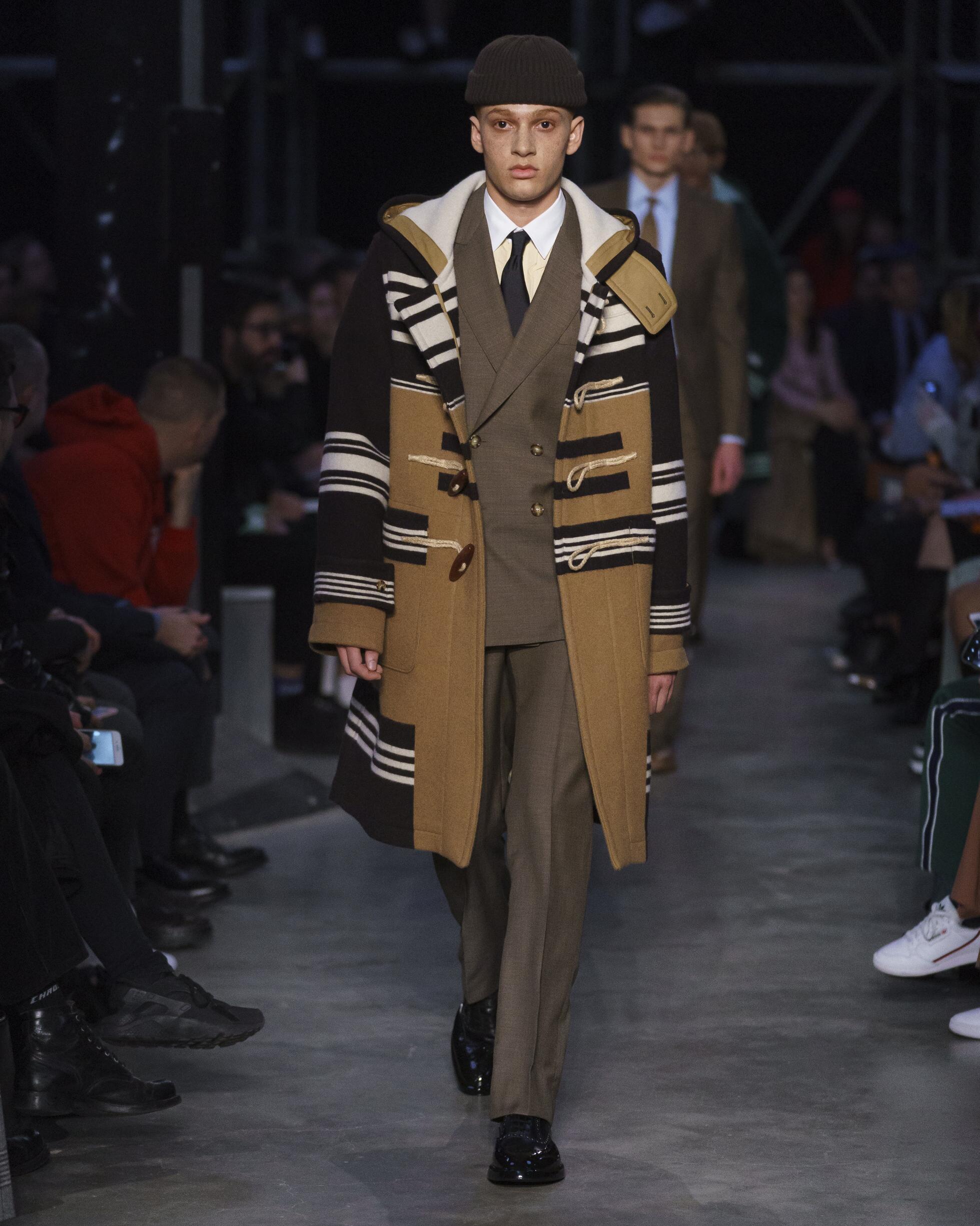 Menswear Fall Winter Burberry 2019 20 Trends