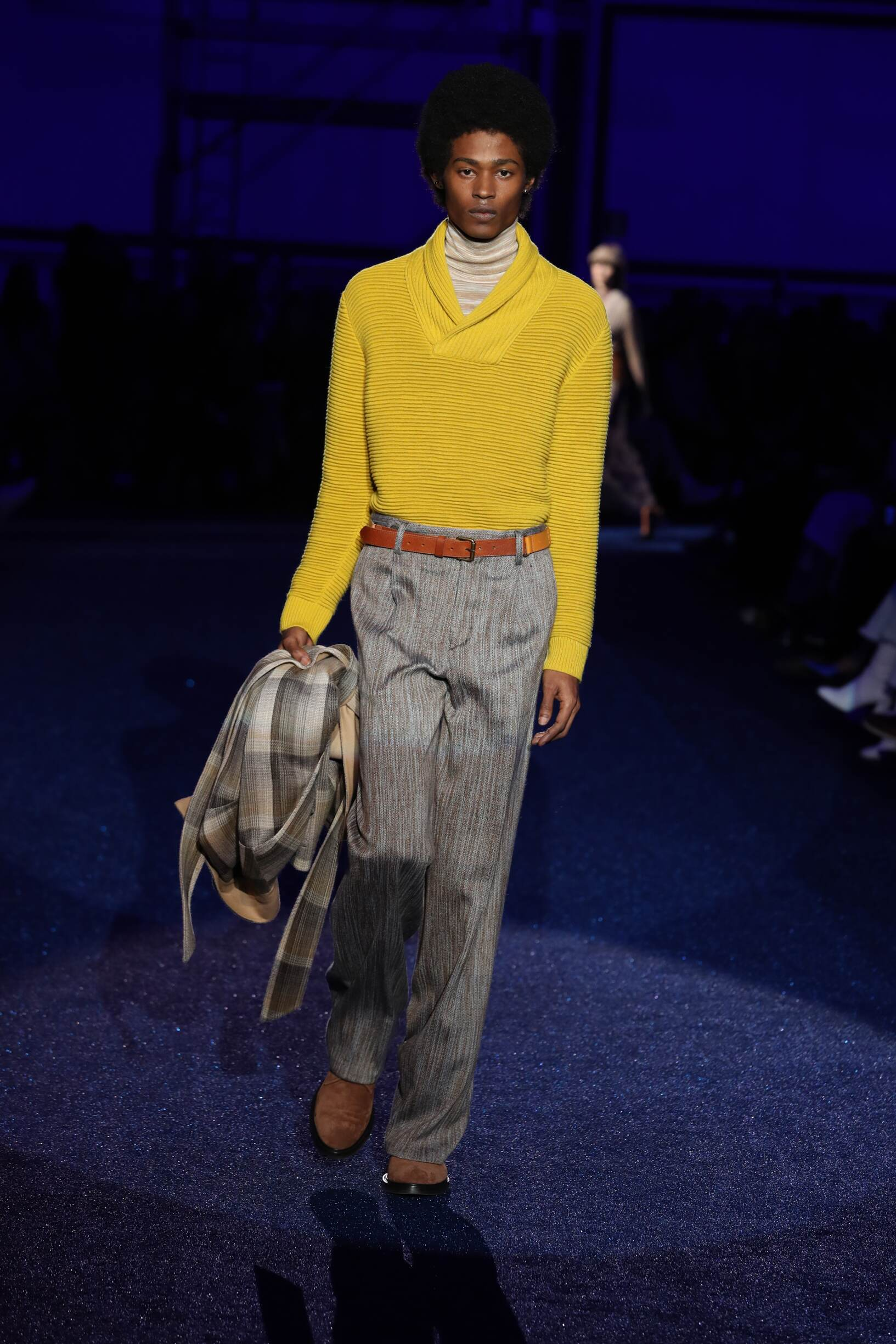 Menswear Fall Winter Missoni 2019 Trends