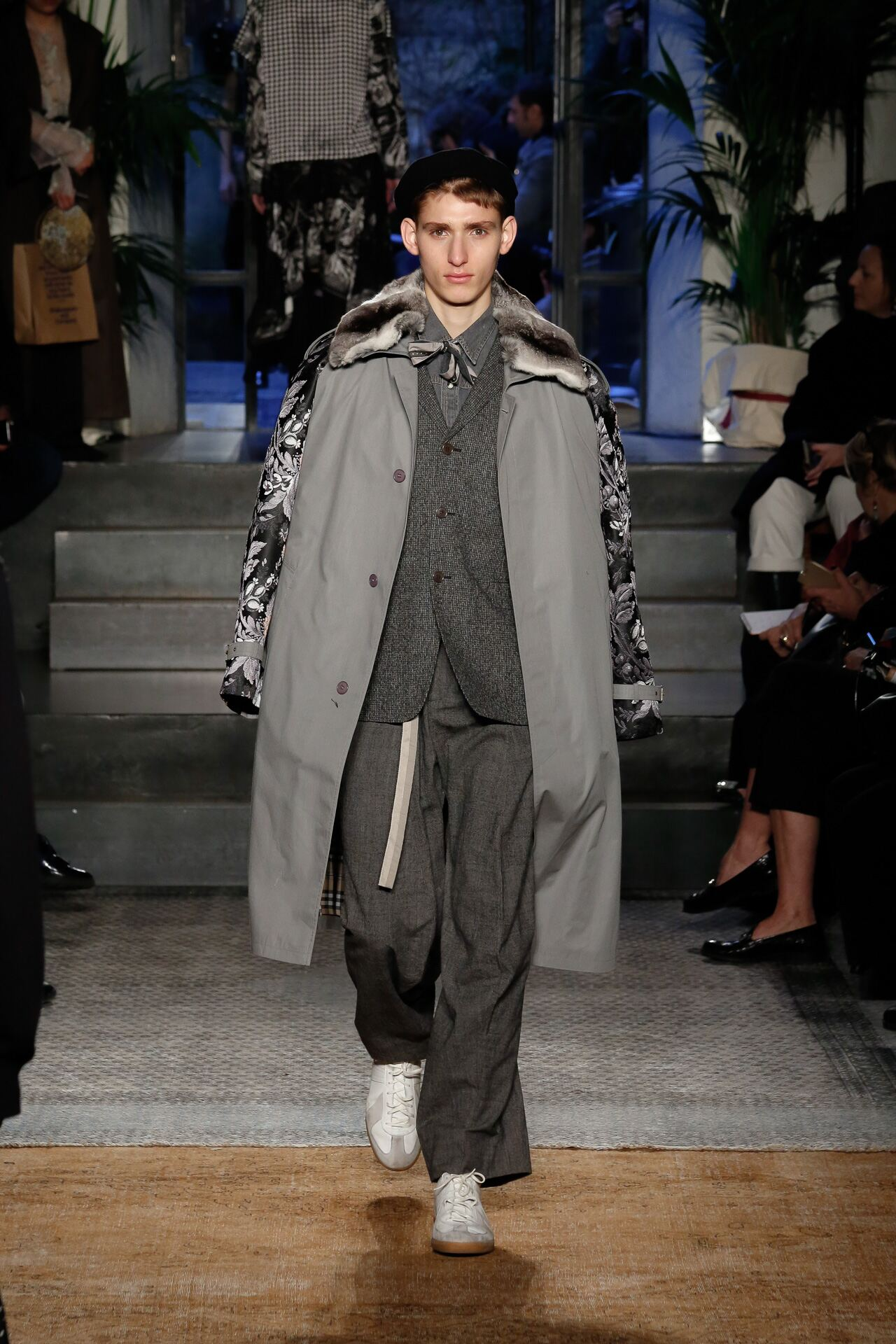 Menswear Fashion 2019-20 Catwalk Antonio Marras