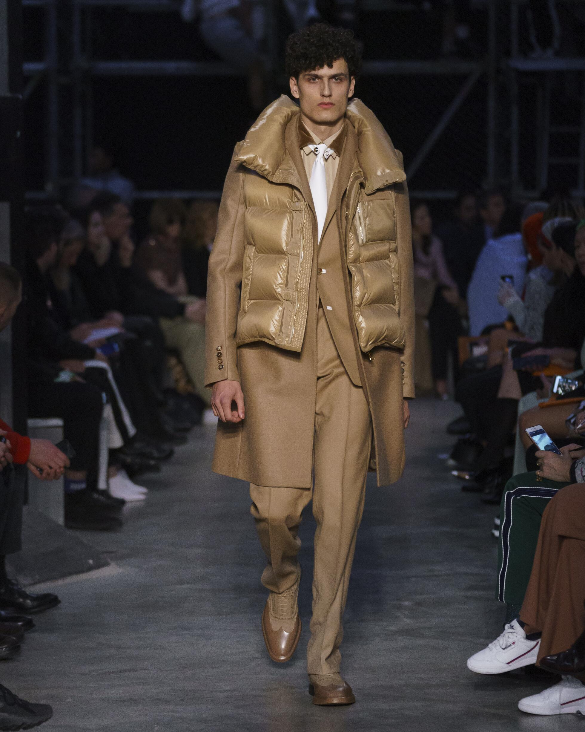 Menswear Fashion 2019 20 Catwalk Burberry