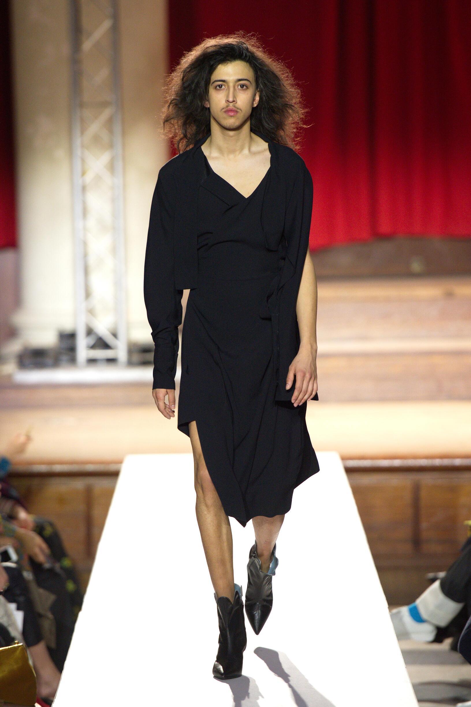 Menswear Fashion 2019-20 Catwalk Vivienne Westwood