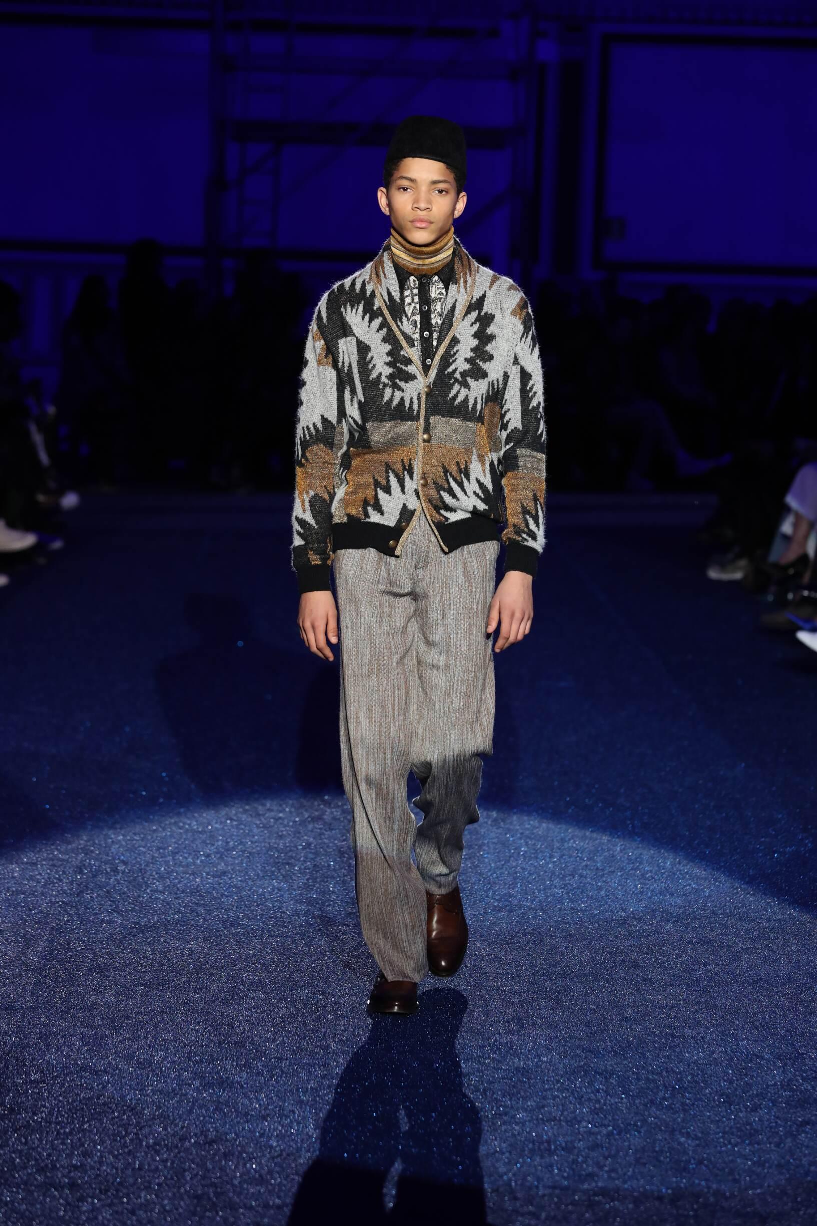 Missoni 2019 Milan Trends Menswear