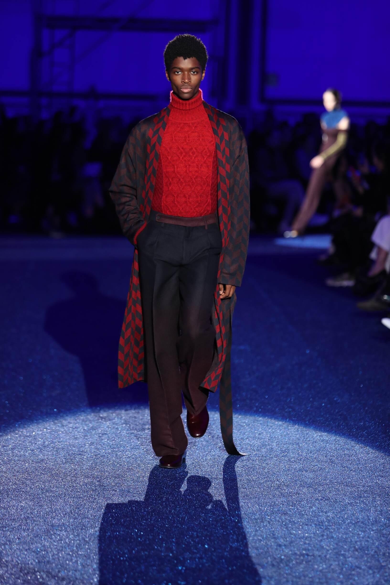 Missoni Fall Winter 2019 Mens Collection Milan Fashion Week
