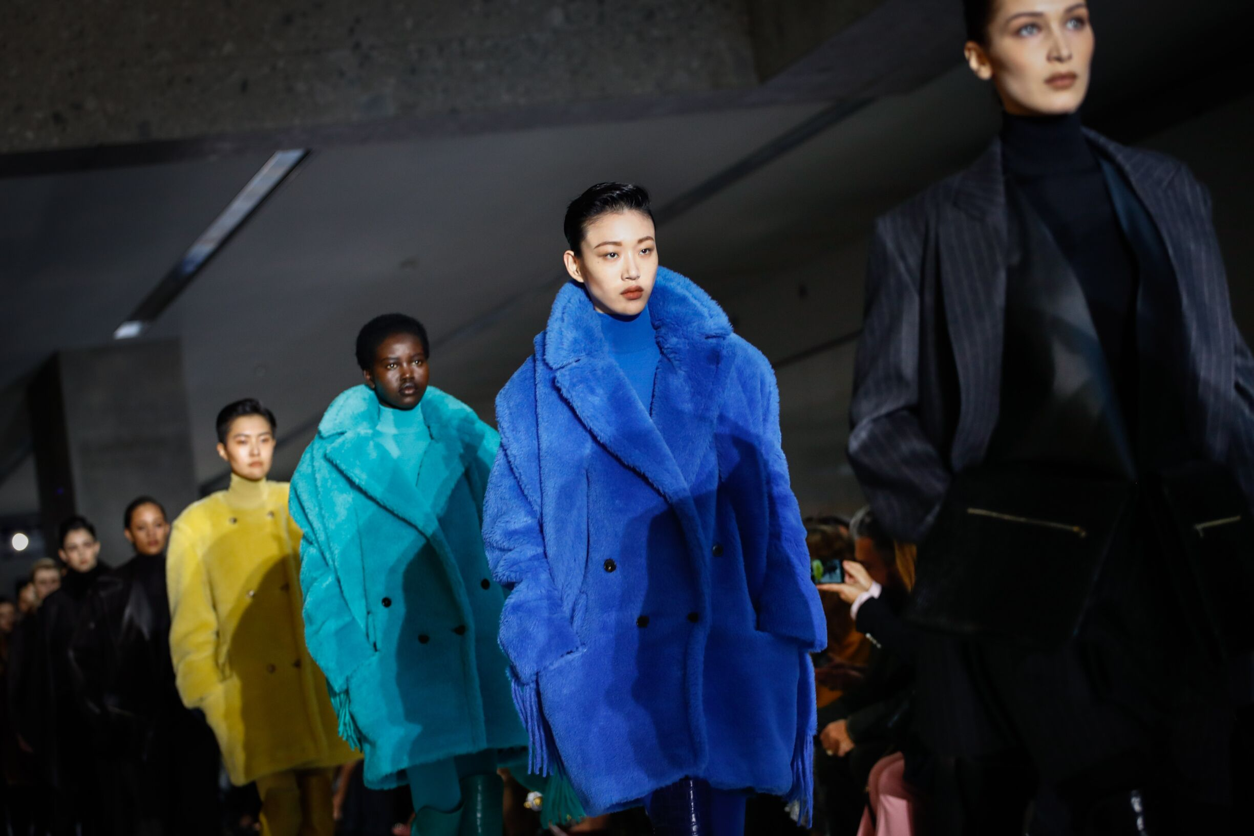 Models Finale Max Mara 2019