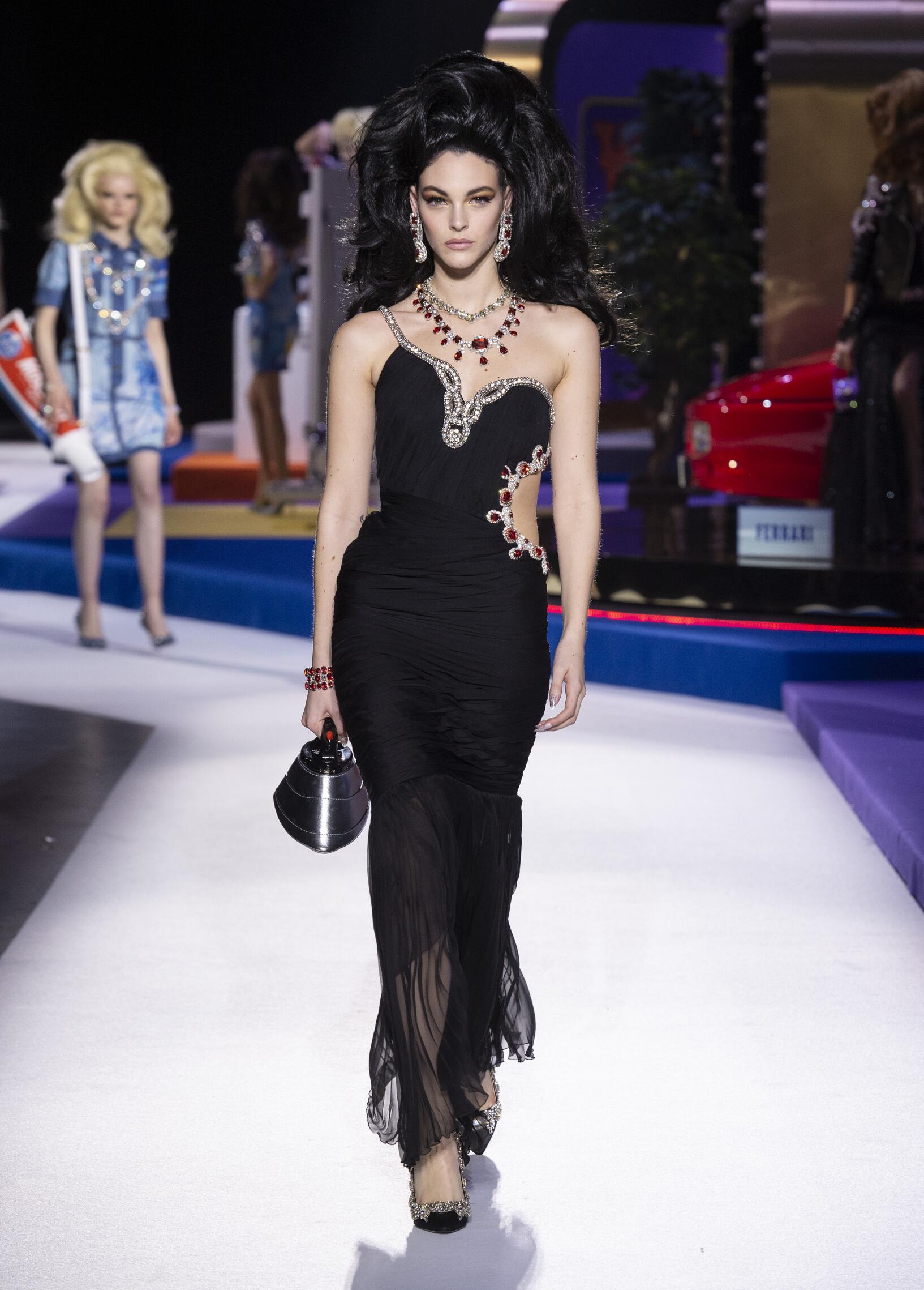 Moschino Womenswear Fashion Show