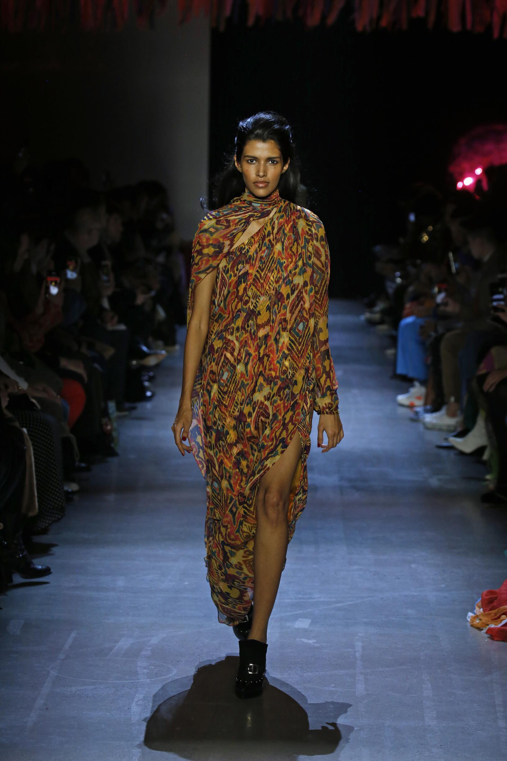 Prabal Gurung Fall Winter 2019 Womens Collection New York Fashion Week