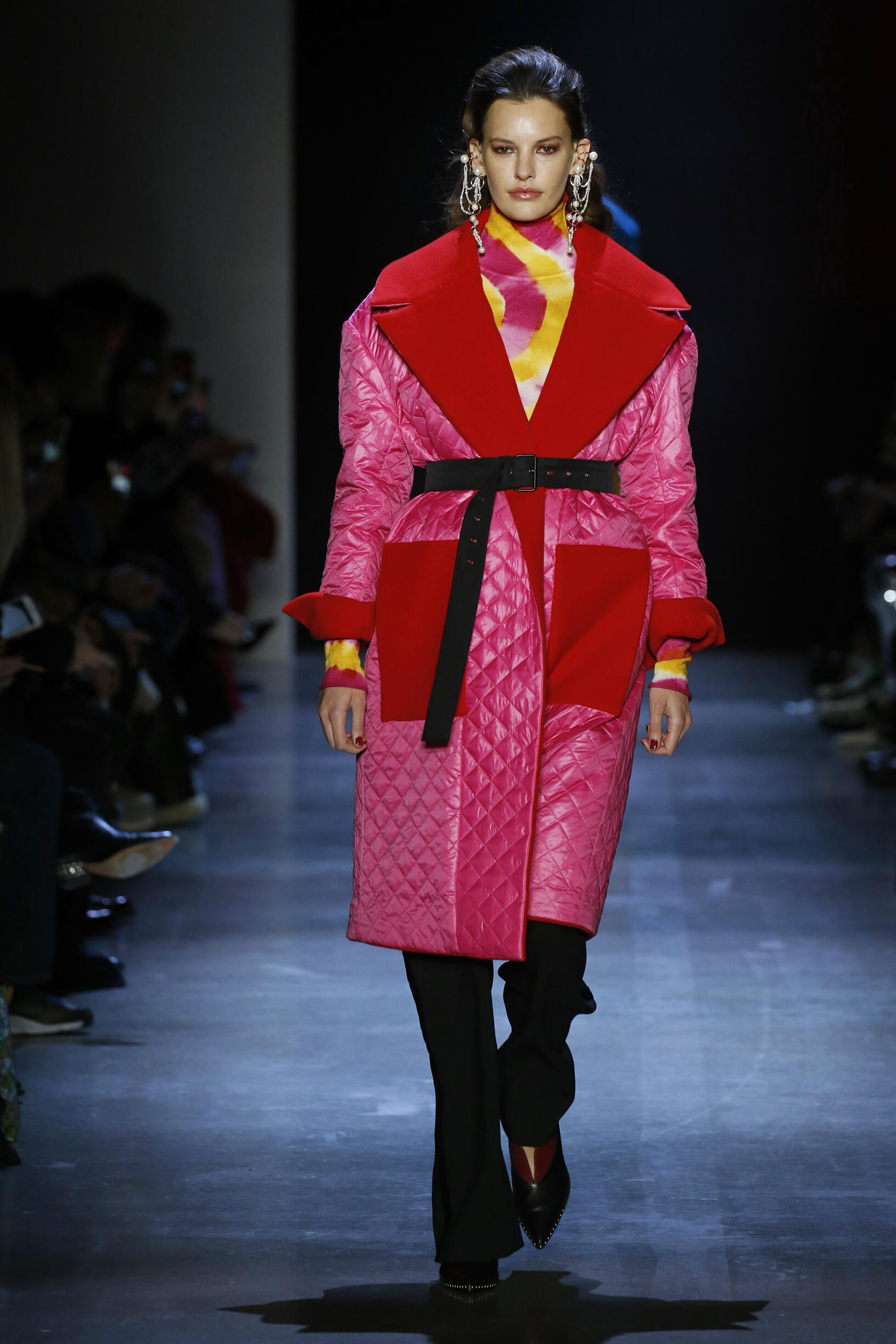 Prabal Gurung Fashion Show FW 2019