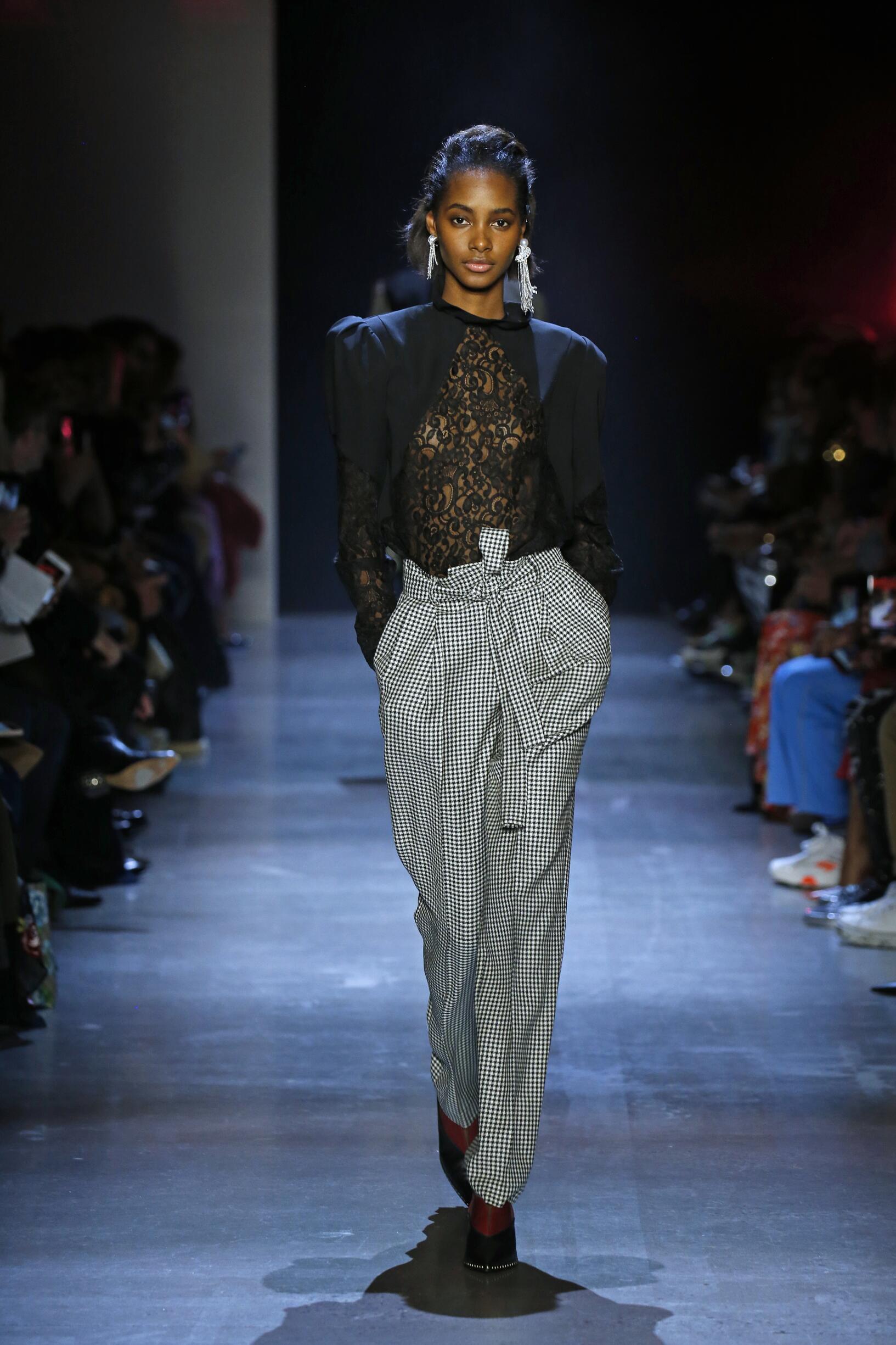 Prabal Gurung New York Fashion Week Womenswear Trends