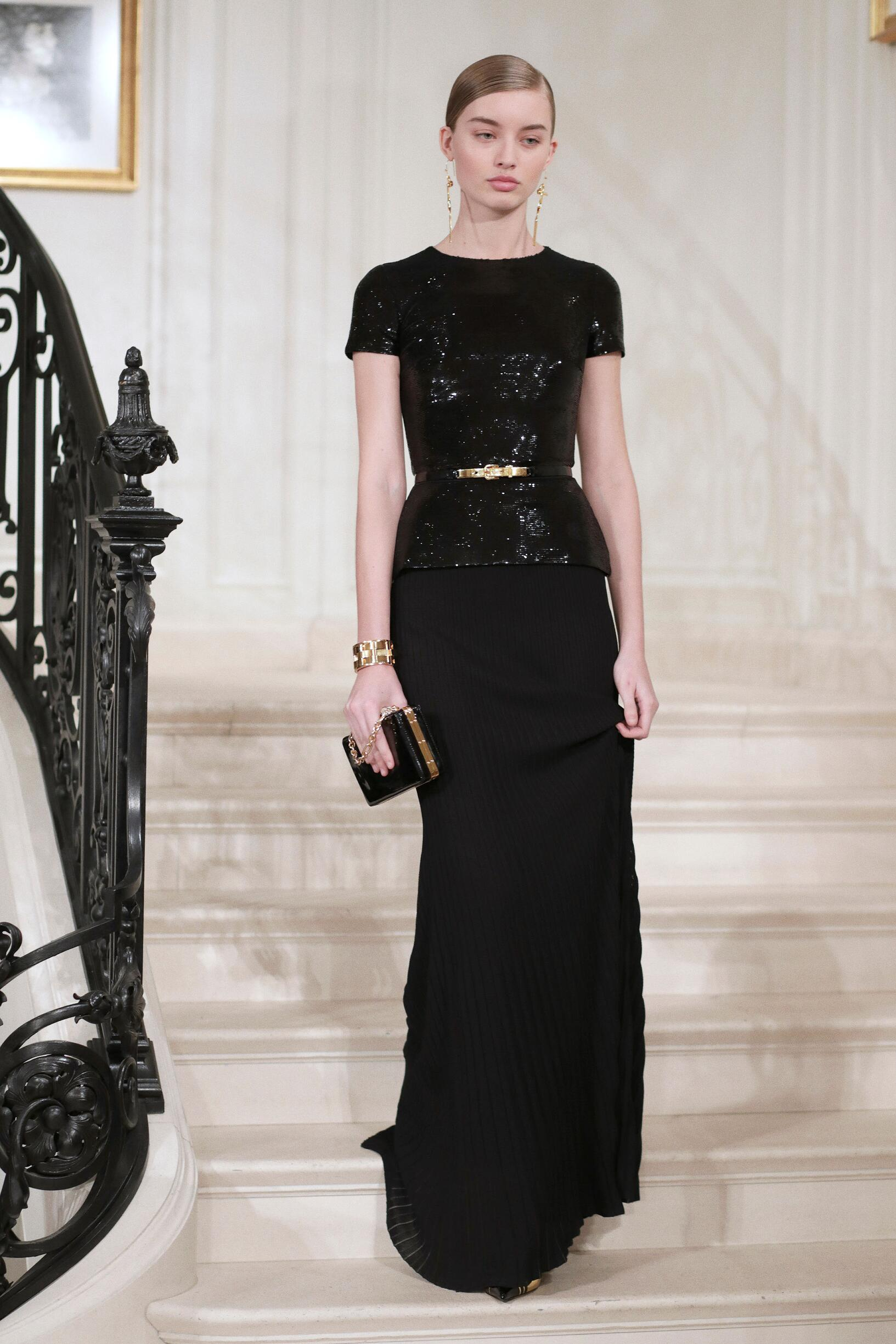 Ralph Lauren New York Fashion Week Womenswear