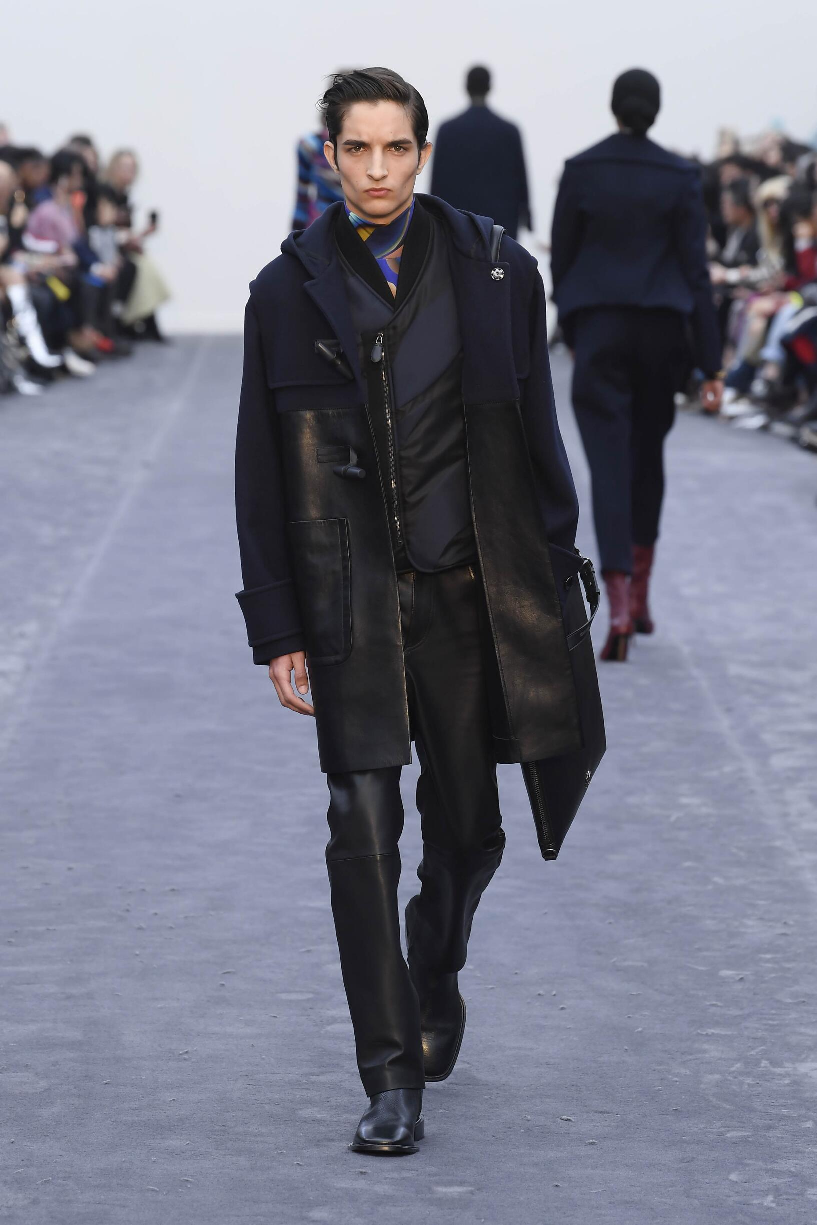 Roberto Cavalli FW 2019 Menswear