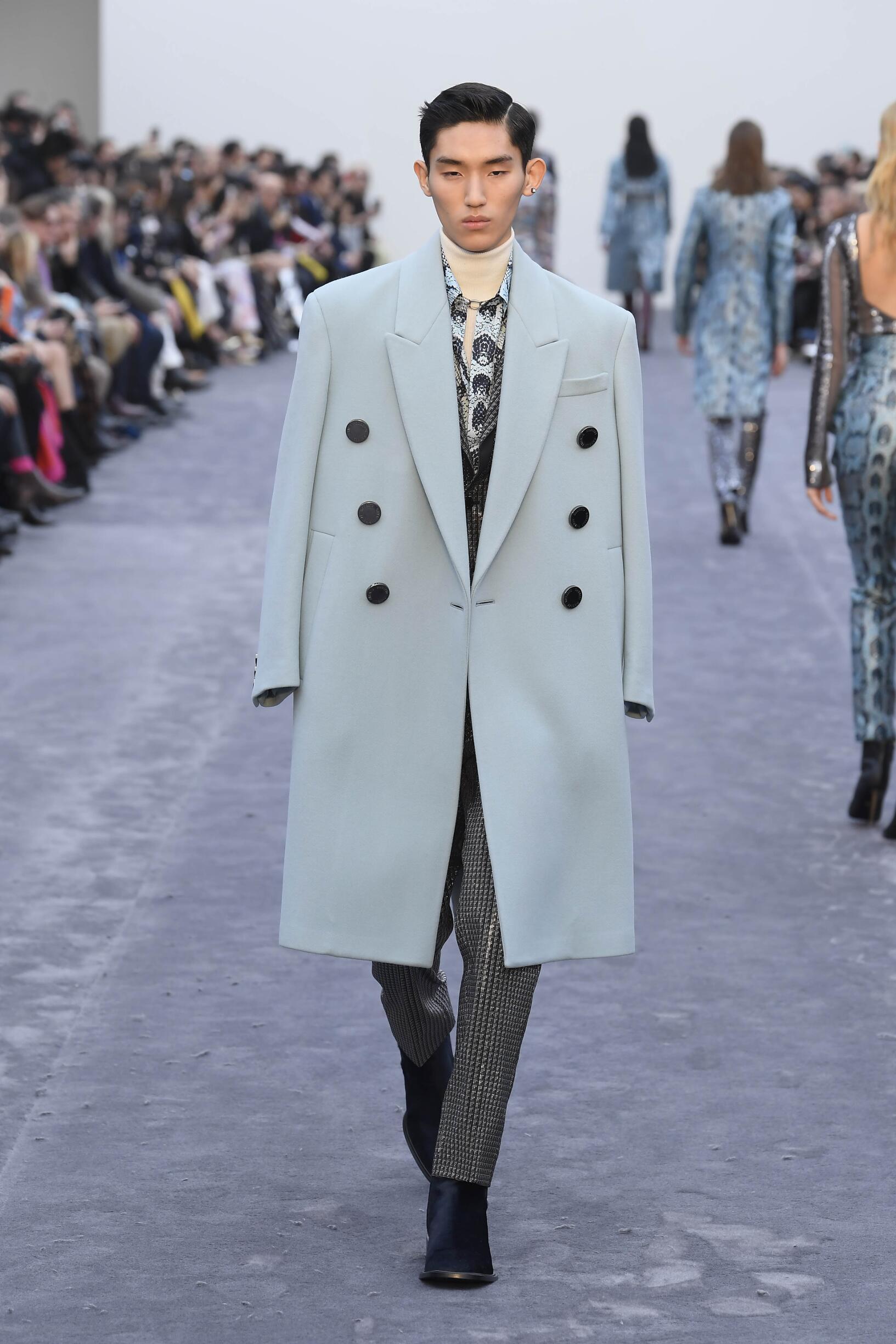 Roberto Cavalli Fall 2019 Catwalk