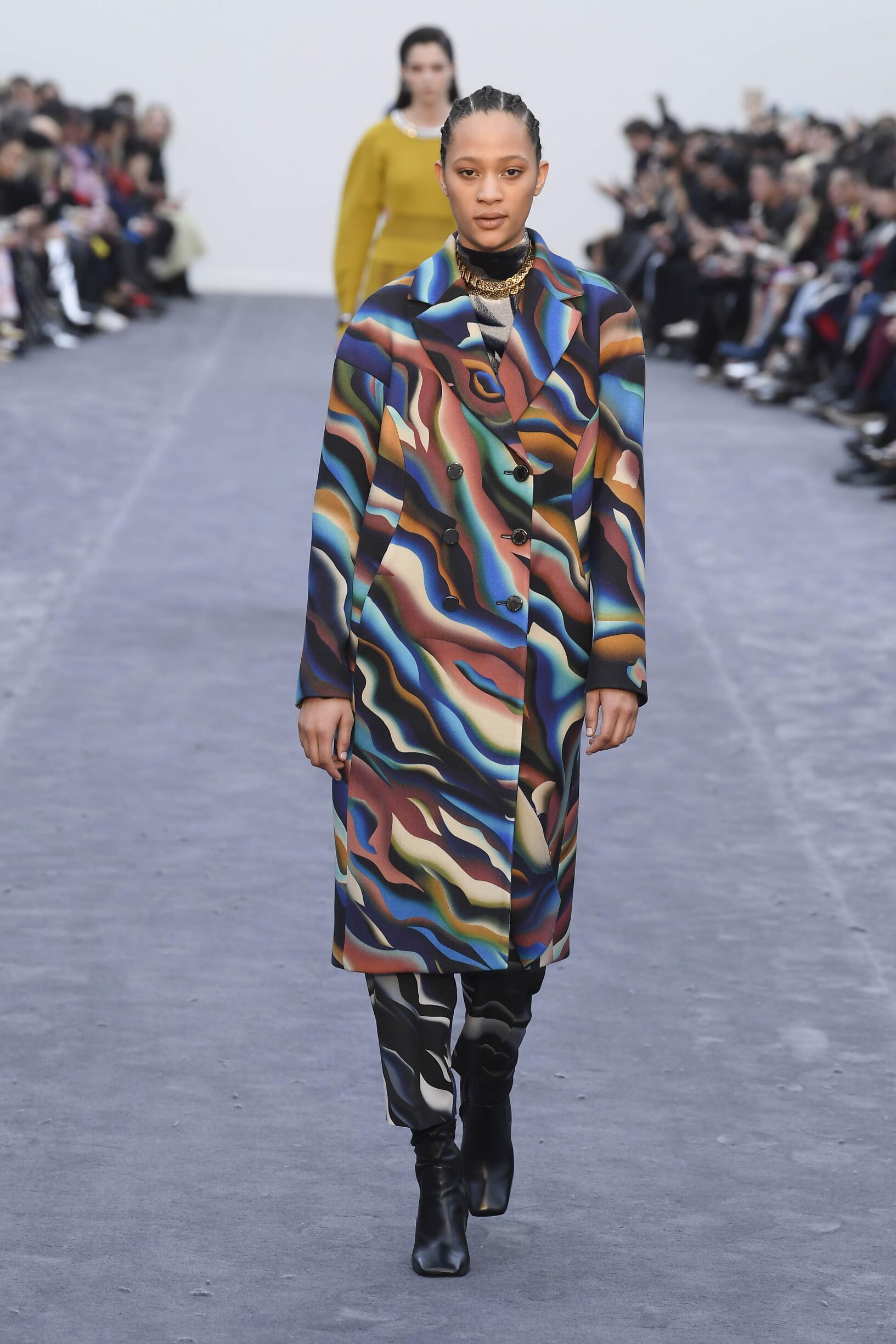 Roberto Cavalli Fashion Show FW 2019