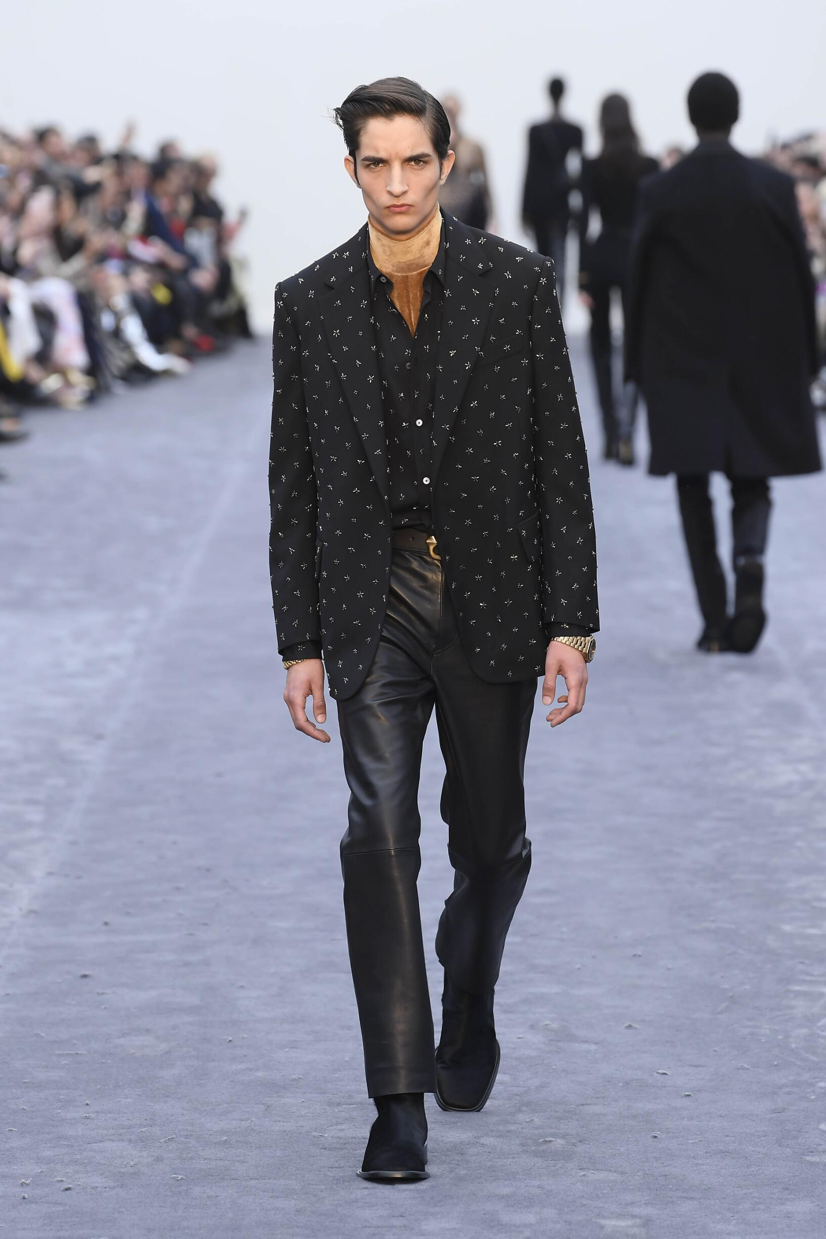 Roberto Cavalli Menswear Collection Trends