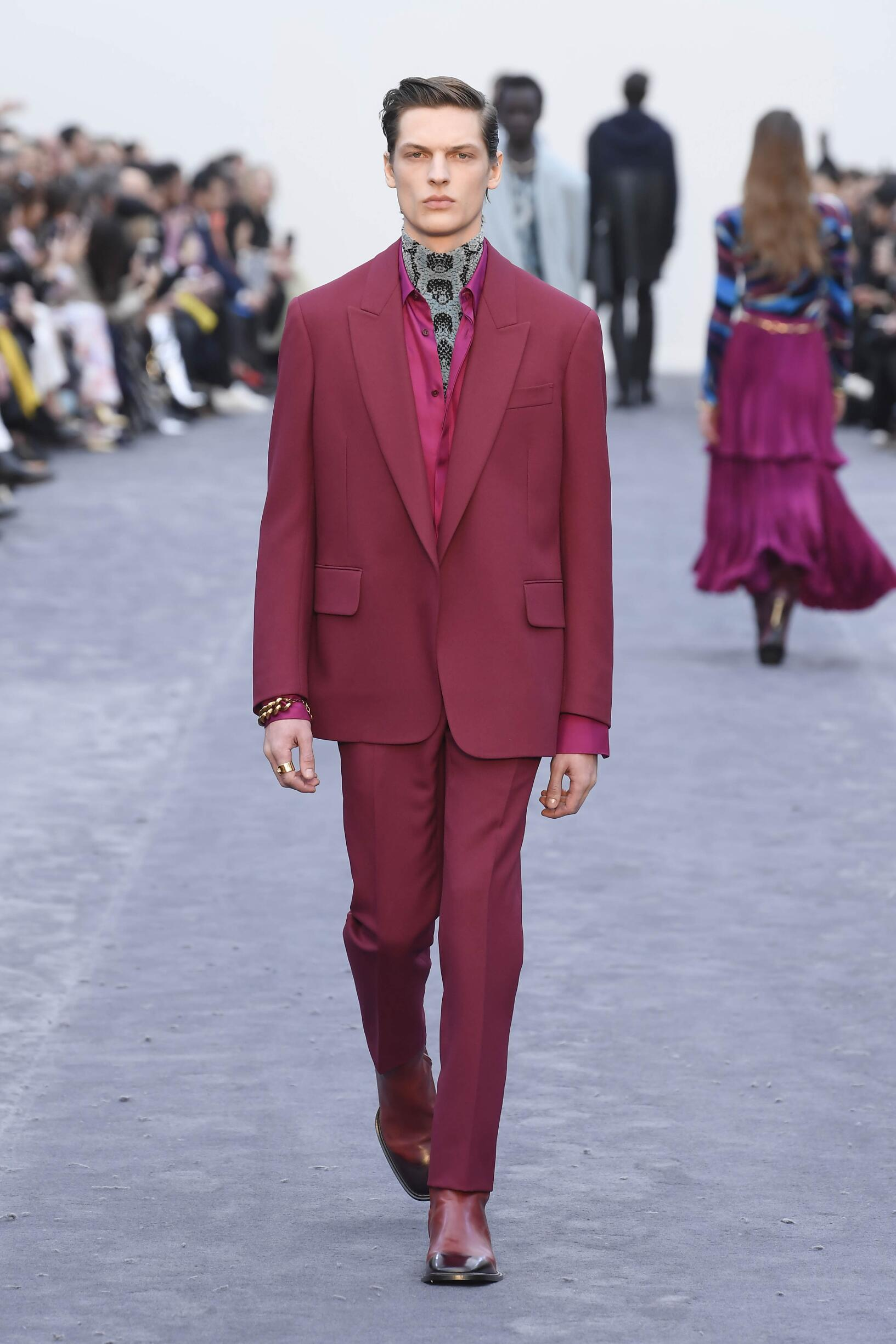 Roberto Cavalli Milan Fashion Week Menswear Trends