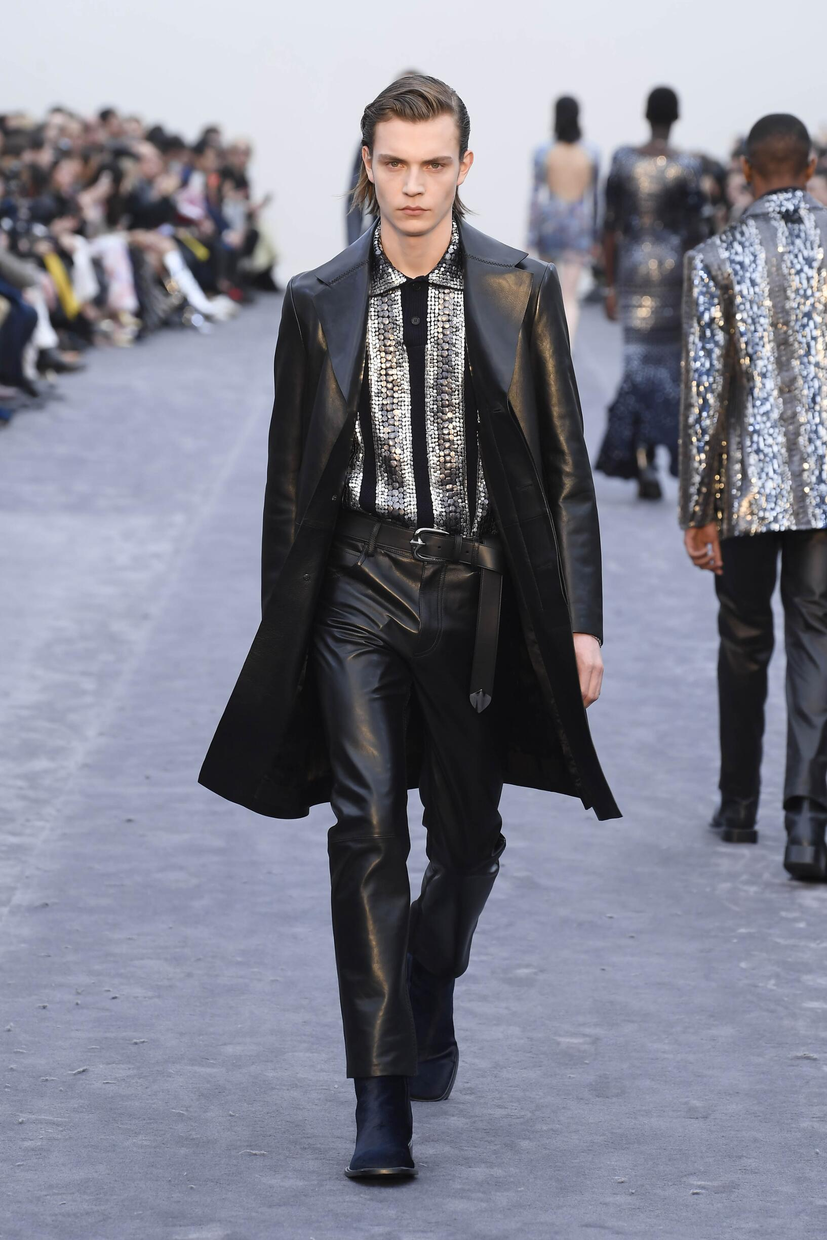 Roberto Cavalli Winter 2019 Catwalk