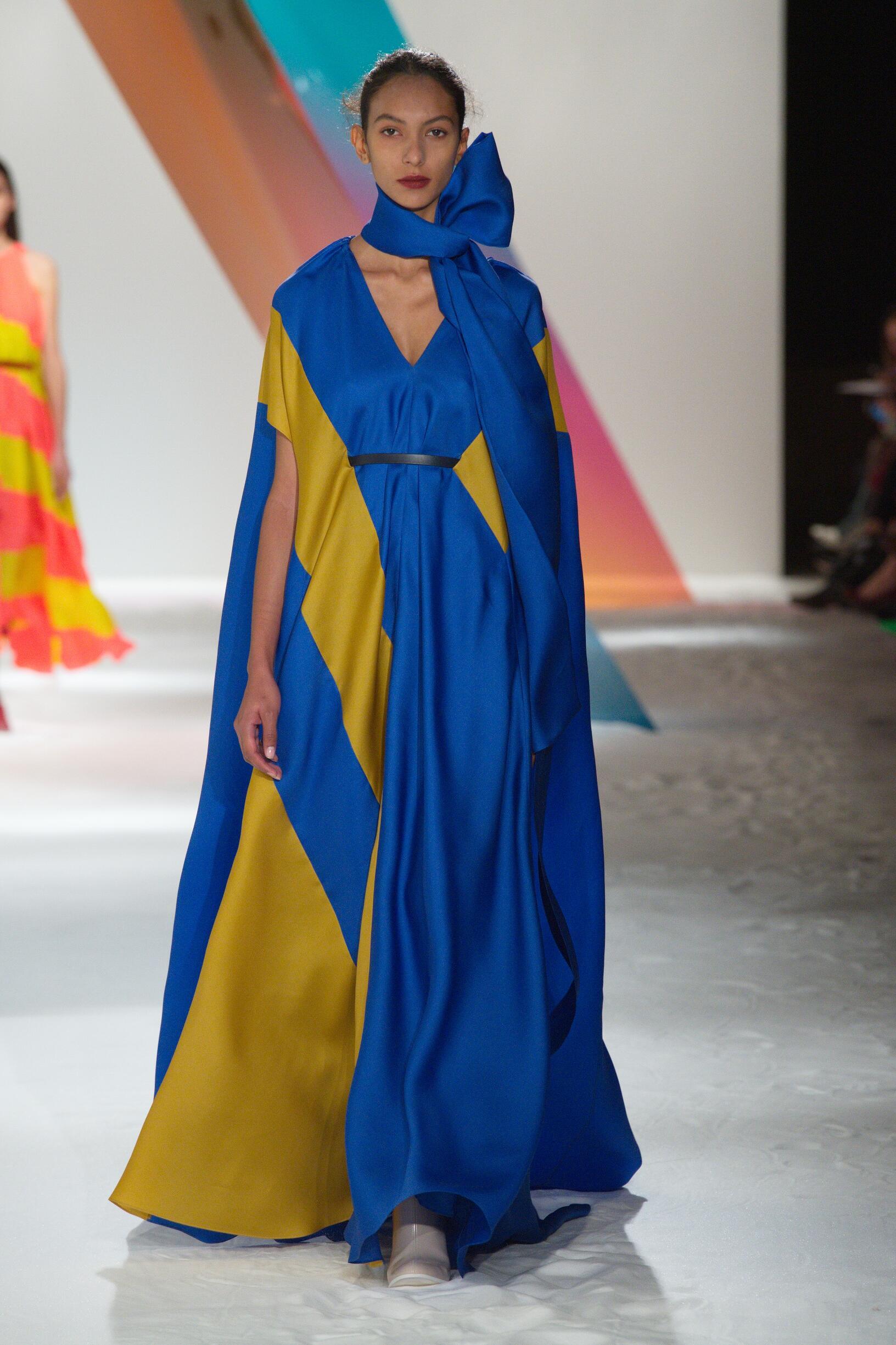 Roksanda Fall Winter 2019 Womens Collection London Fashion Week