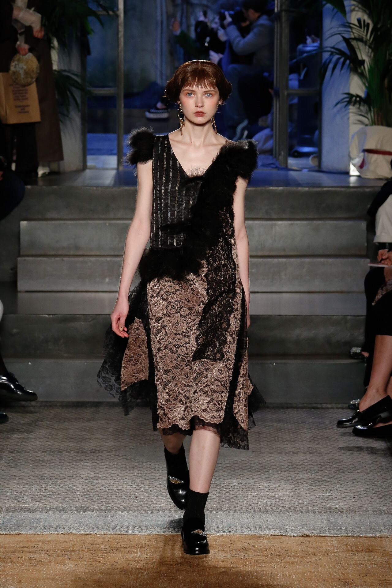 Runway Antonio Marras Fall Winter 2019 Collection Milan Fashion Week