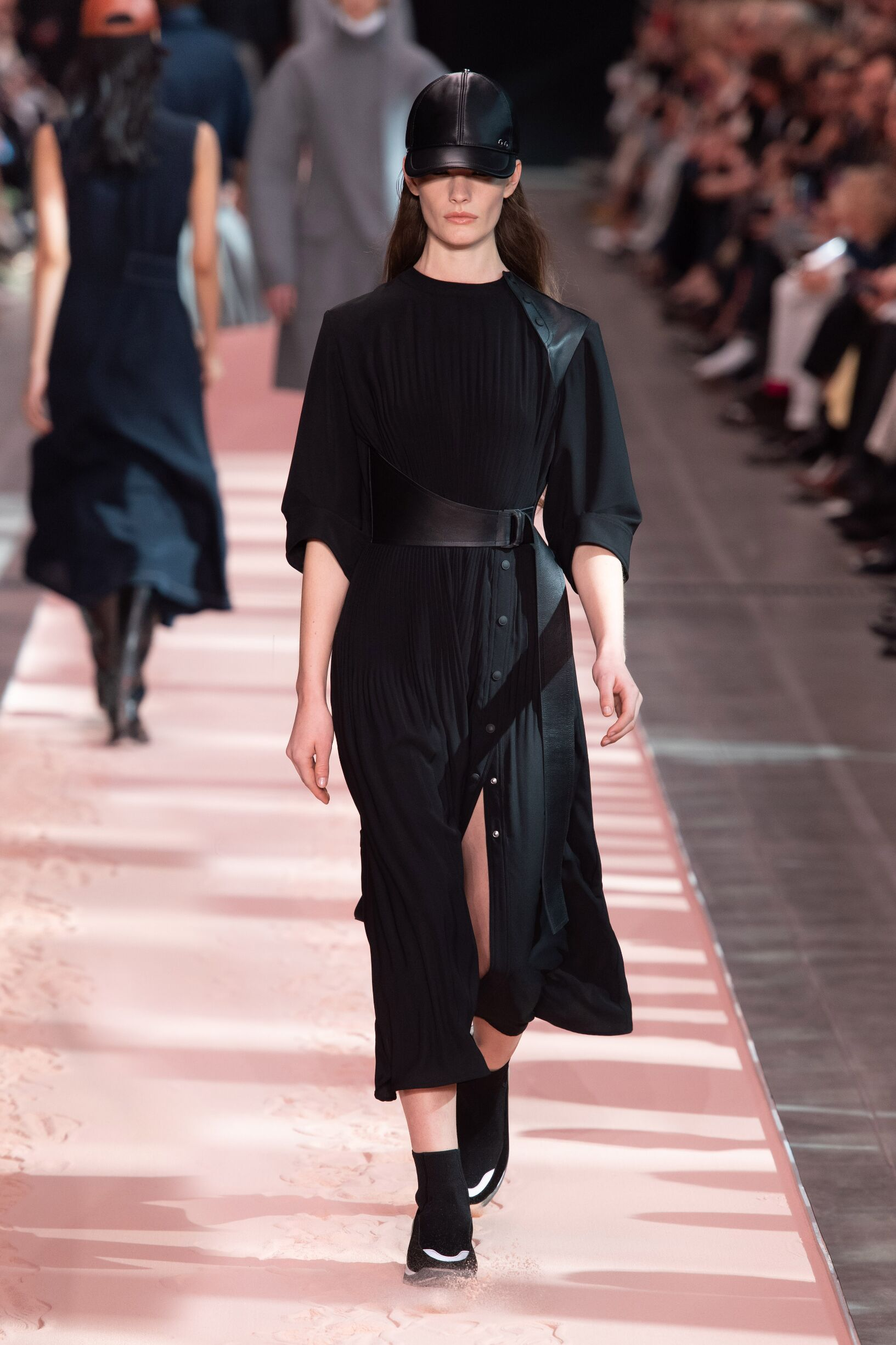 Runway Sportmax Fall Winter 2019 Collection Milan Fashion Week