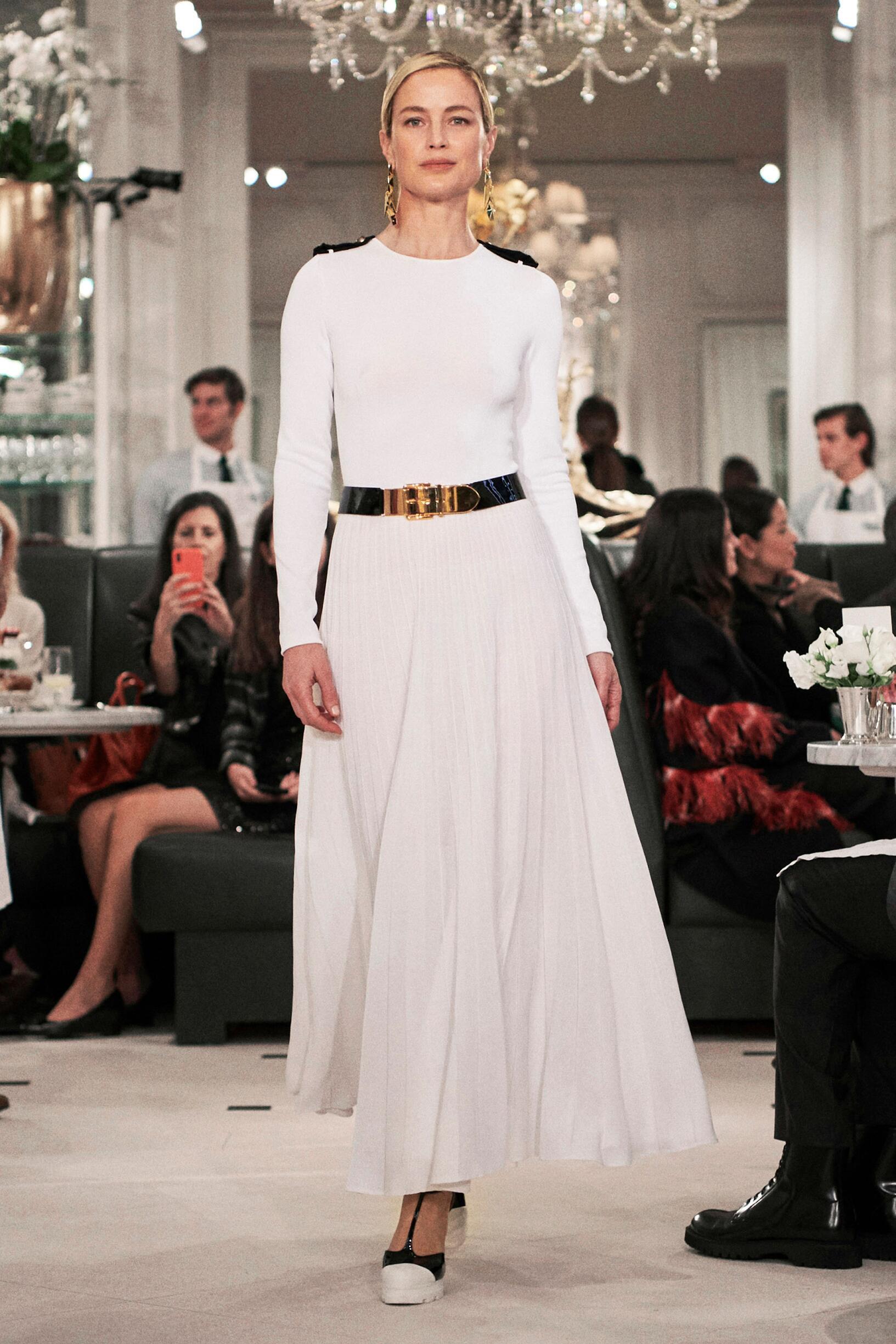 SS 2019 Ralph Lauren Fashion Show