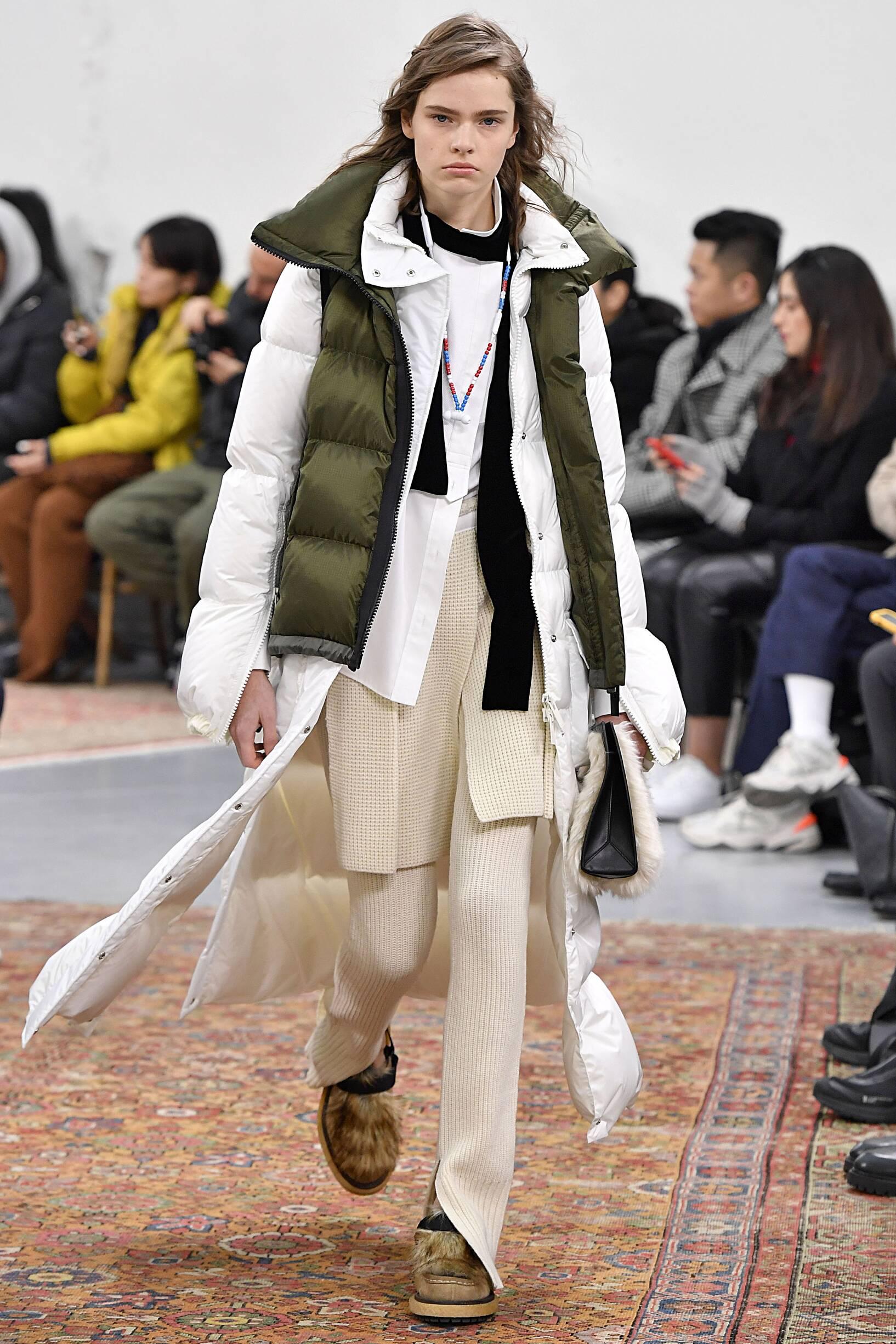 Sacai FW 2019 Womenswear