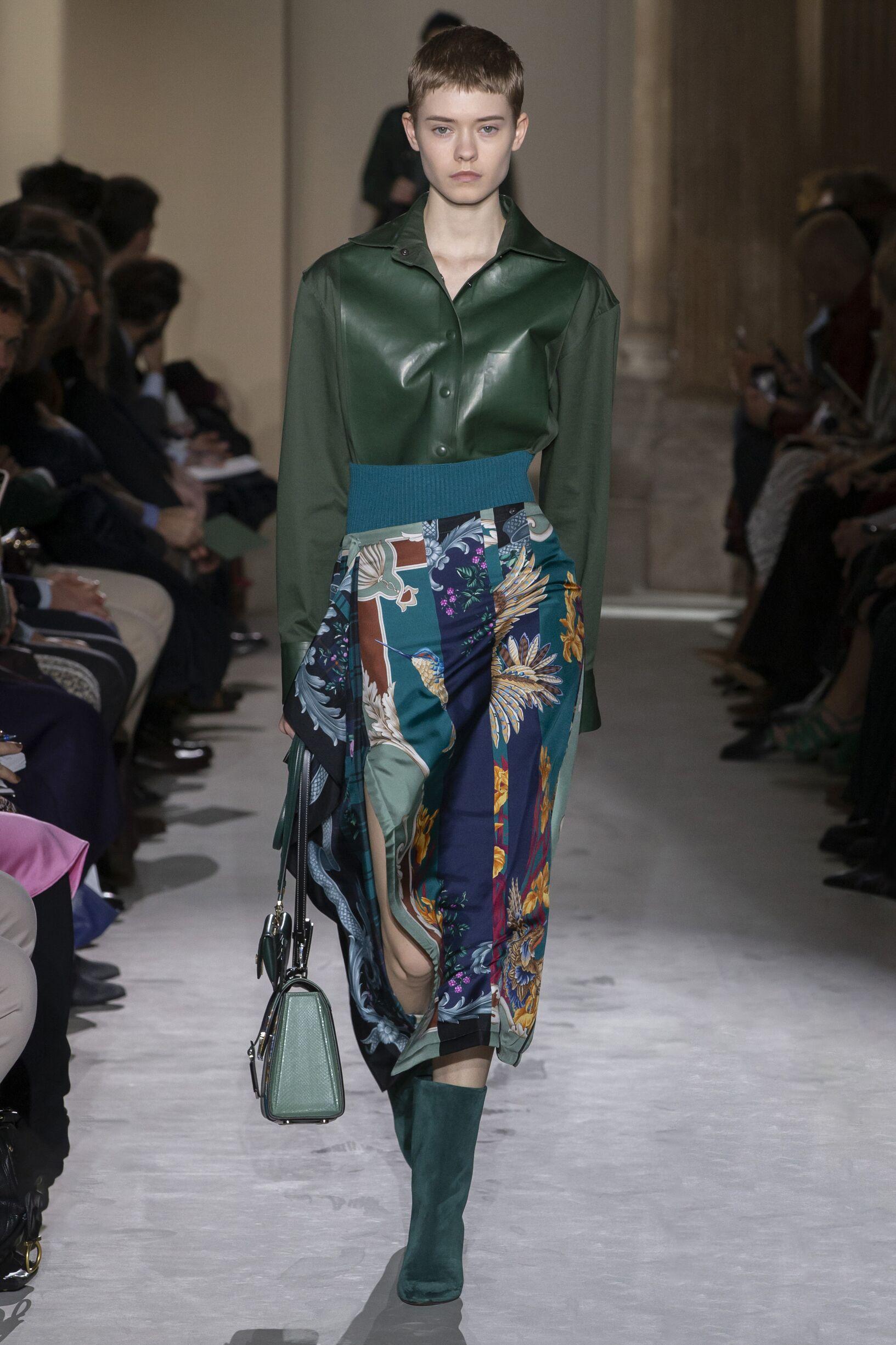 Salvatore Ferragamo Fall Winter 2019 Womens Collection Milan Fashion Week