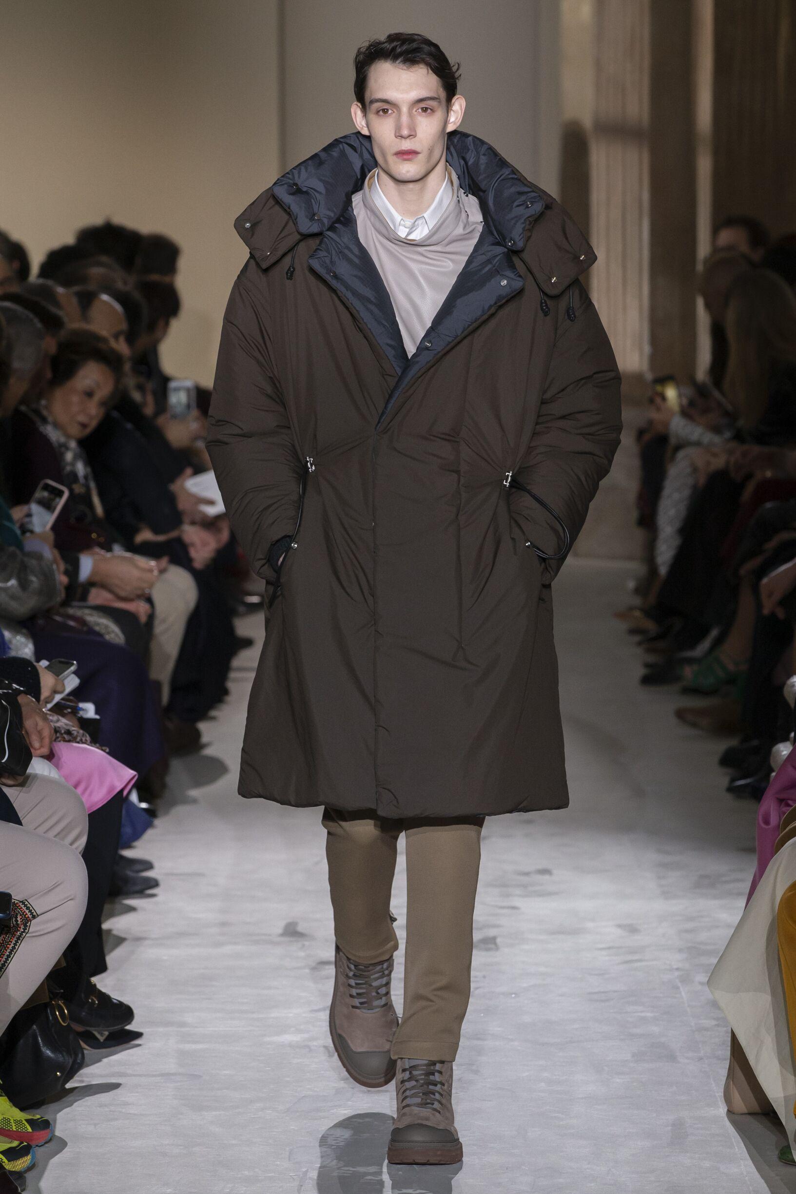 Salvatore Ferragamo Milan Fashion Week Menswear