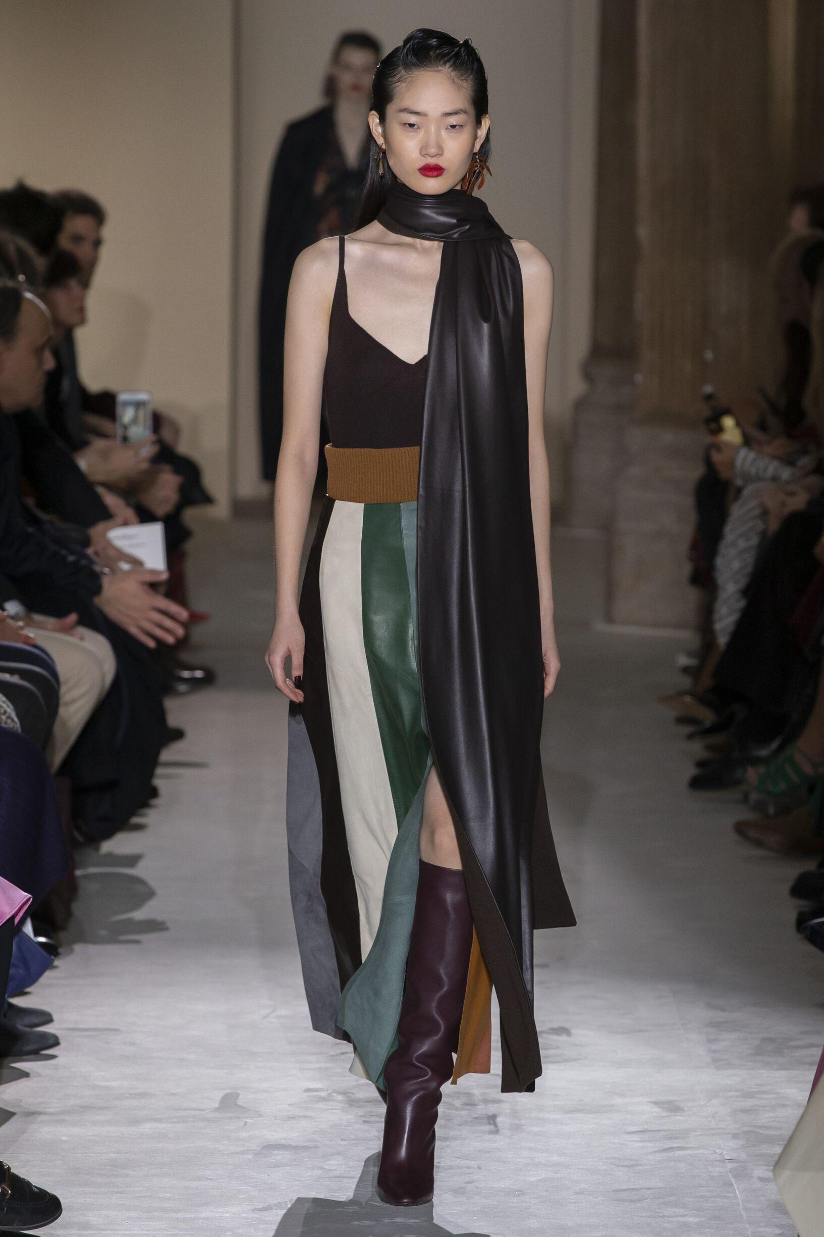 Salvatore Ferragamo Milan Fashion Week Womenswear 2019-20